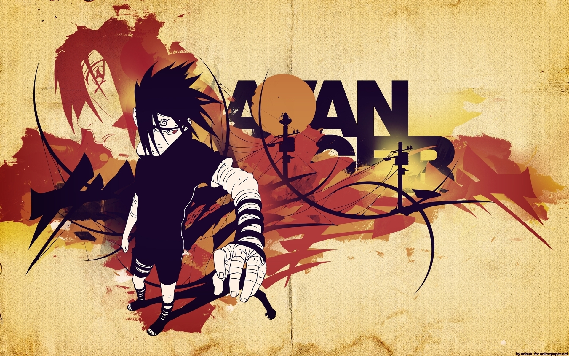 Art Sasuke Wallpapers HD for Android  Free download and