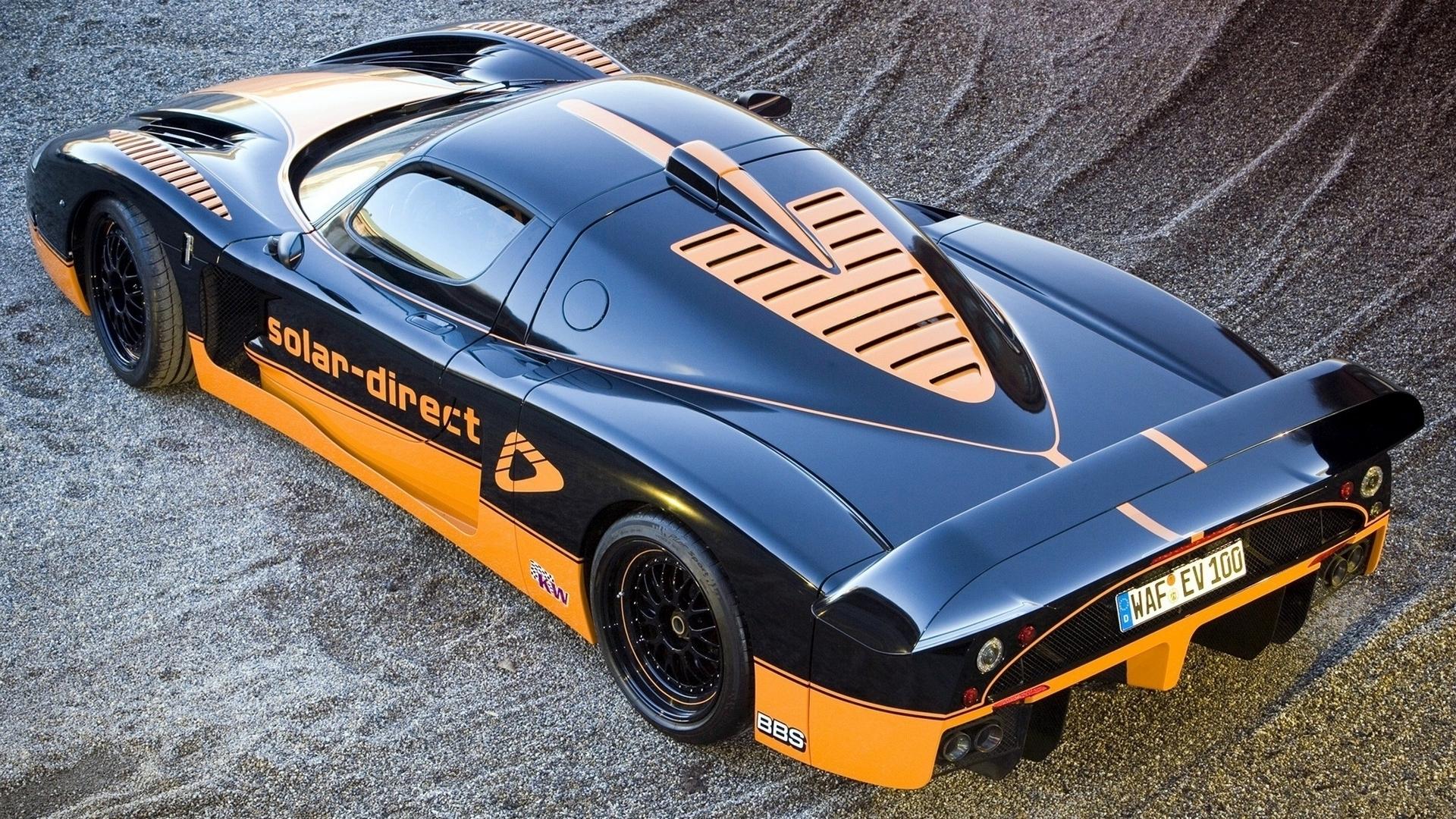 View Orange Ferrari Wallpaper  Pics