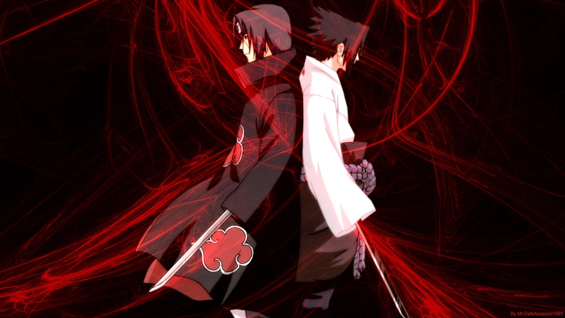 Sasuke Wallpaper 4k Iphone