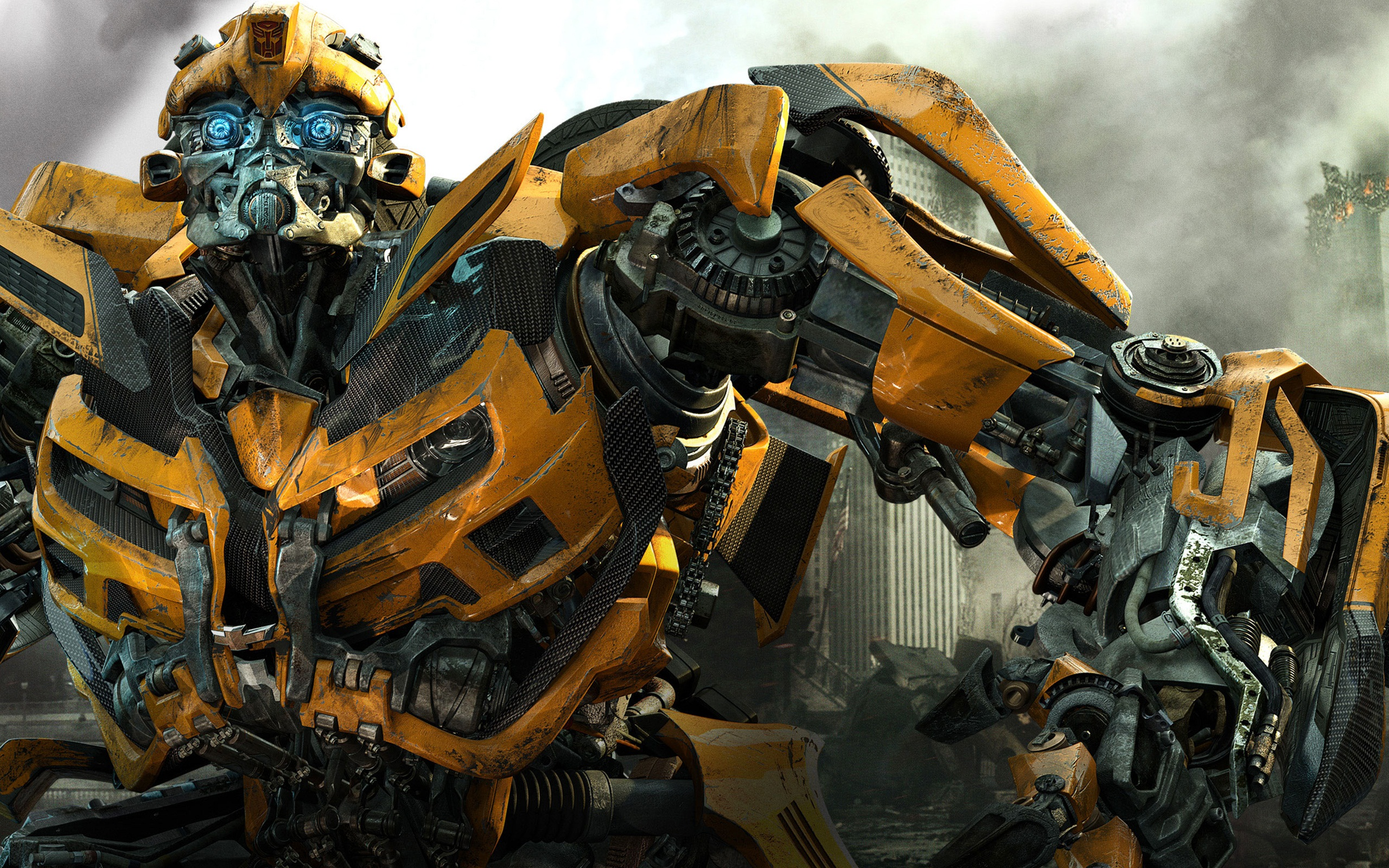 Bumblebee Wallpapers 4k For Your Phone And Desktop Screen