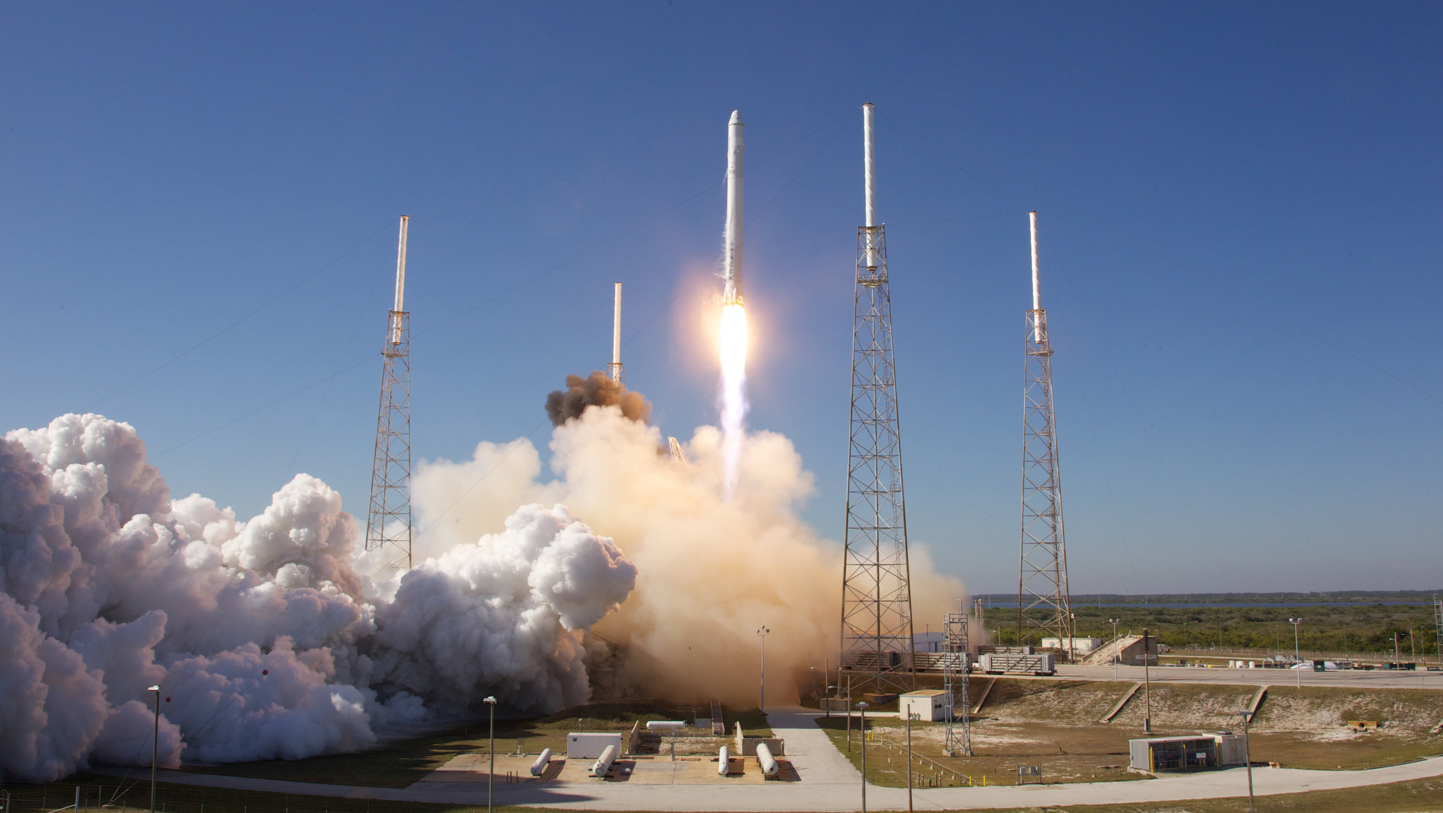 capabilities amp services spacex - HD 4896×2760
