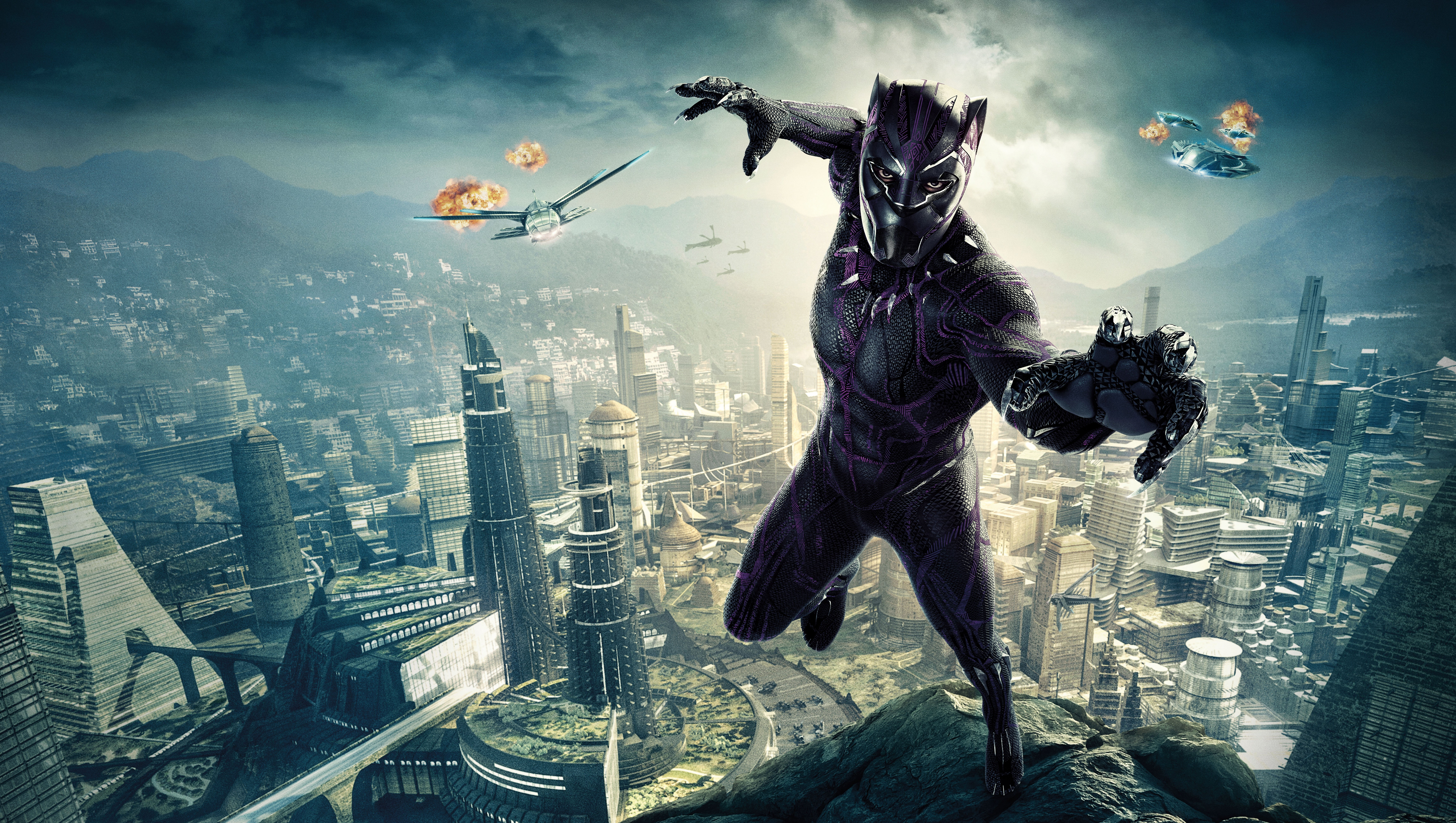 Panther Wallpapers 4k For Your Phone And Desktop Screen