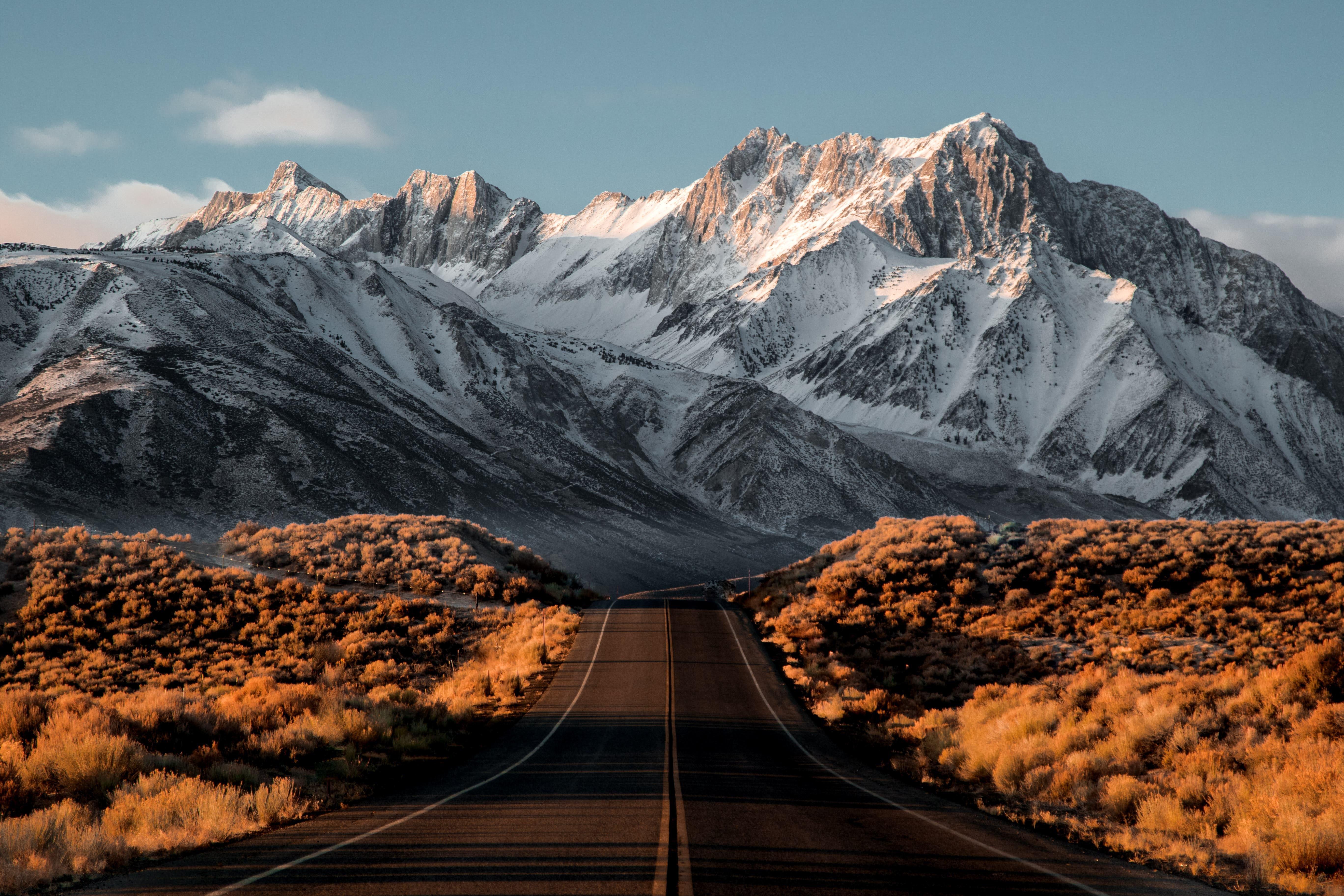Sierra nevada 4k wallpaper - Nevada wallpaper hd ...
