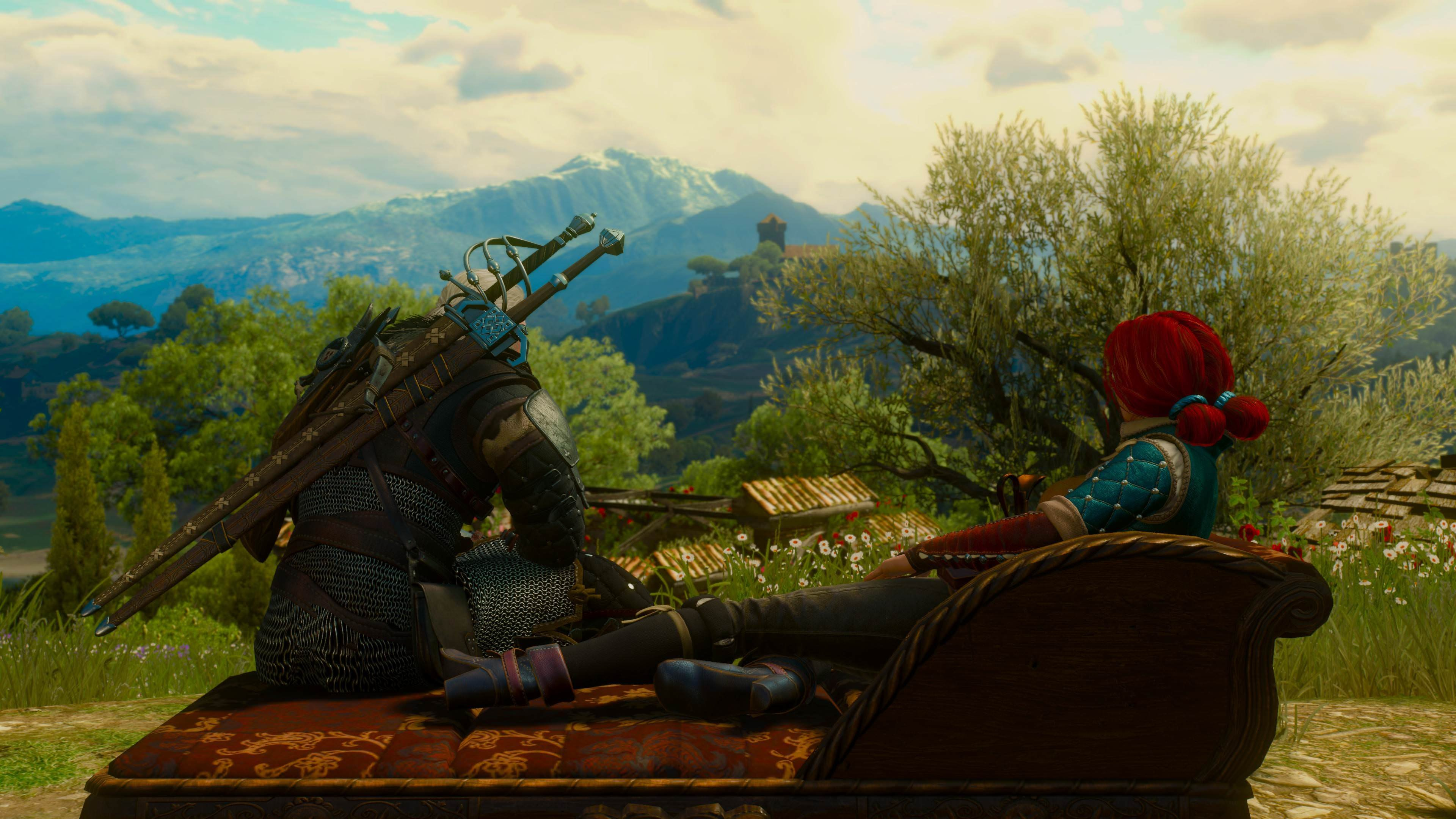 Witcher wallpapers 4k for your phone and desktop screen - The witcher wallpaper 4k ...
