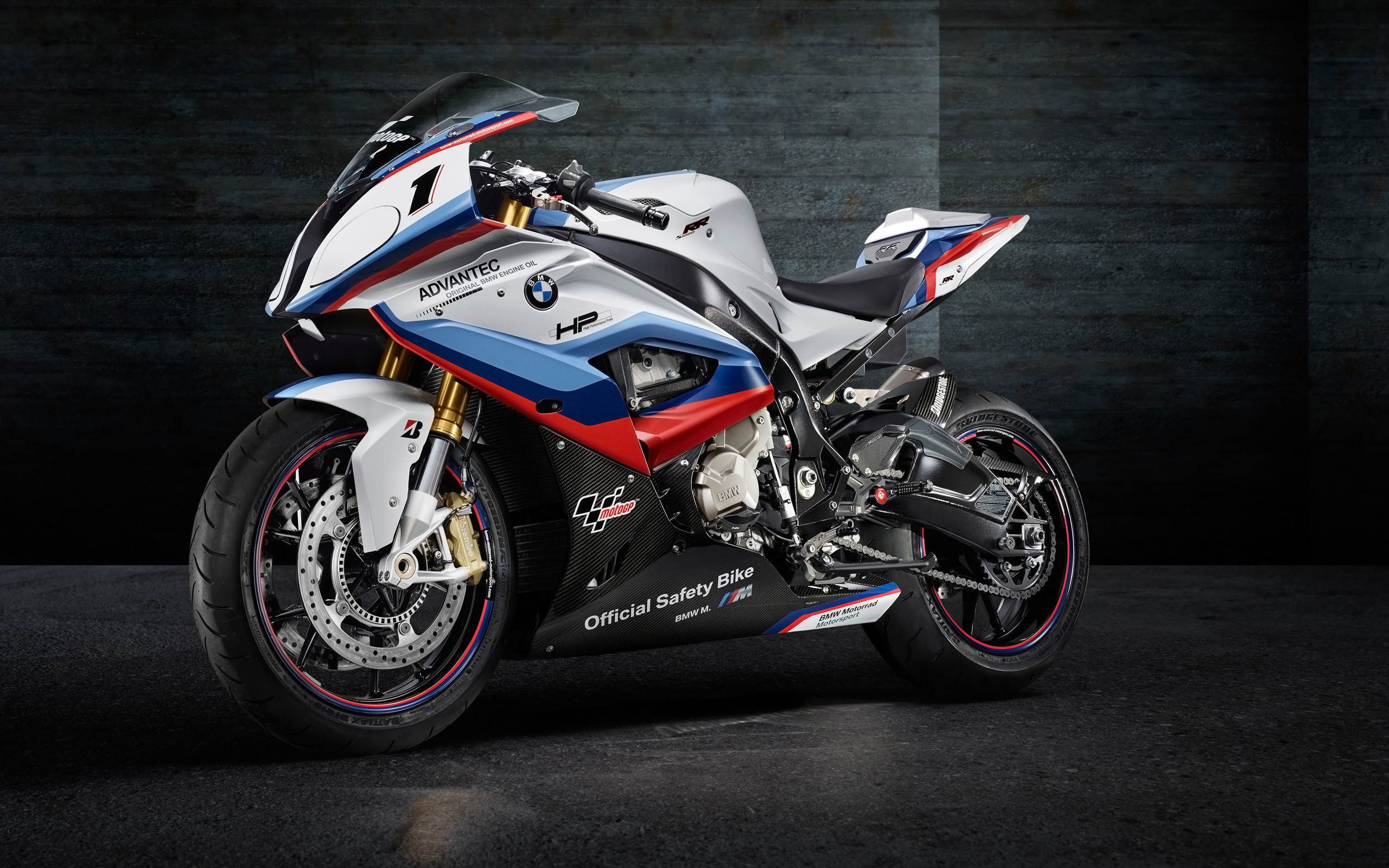 2015 BMW Safety Motorcycle wallpaper