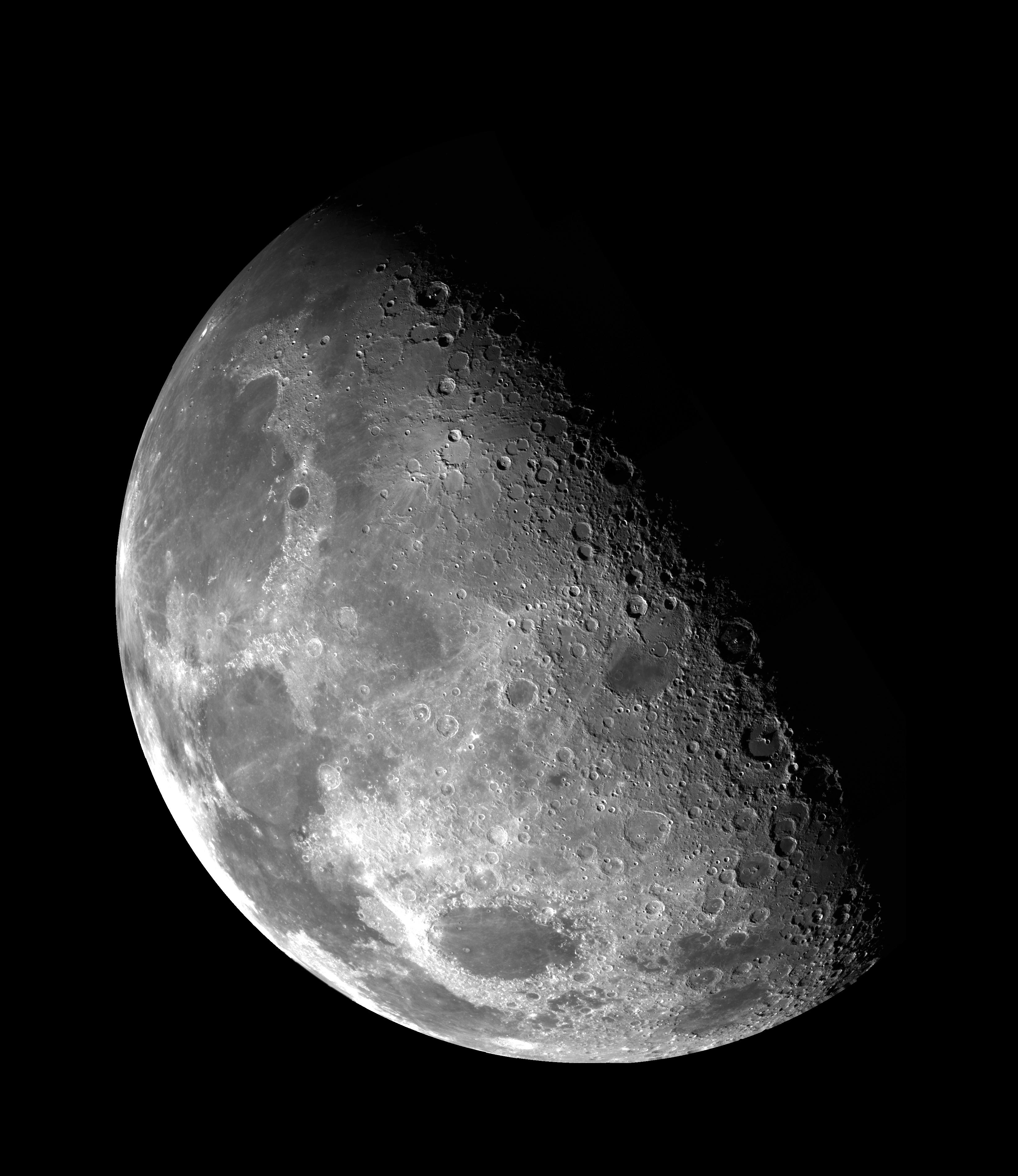 half moon astronomy - photo #15