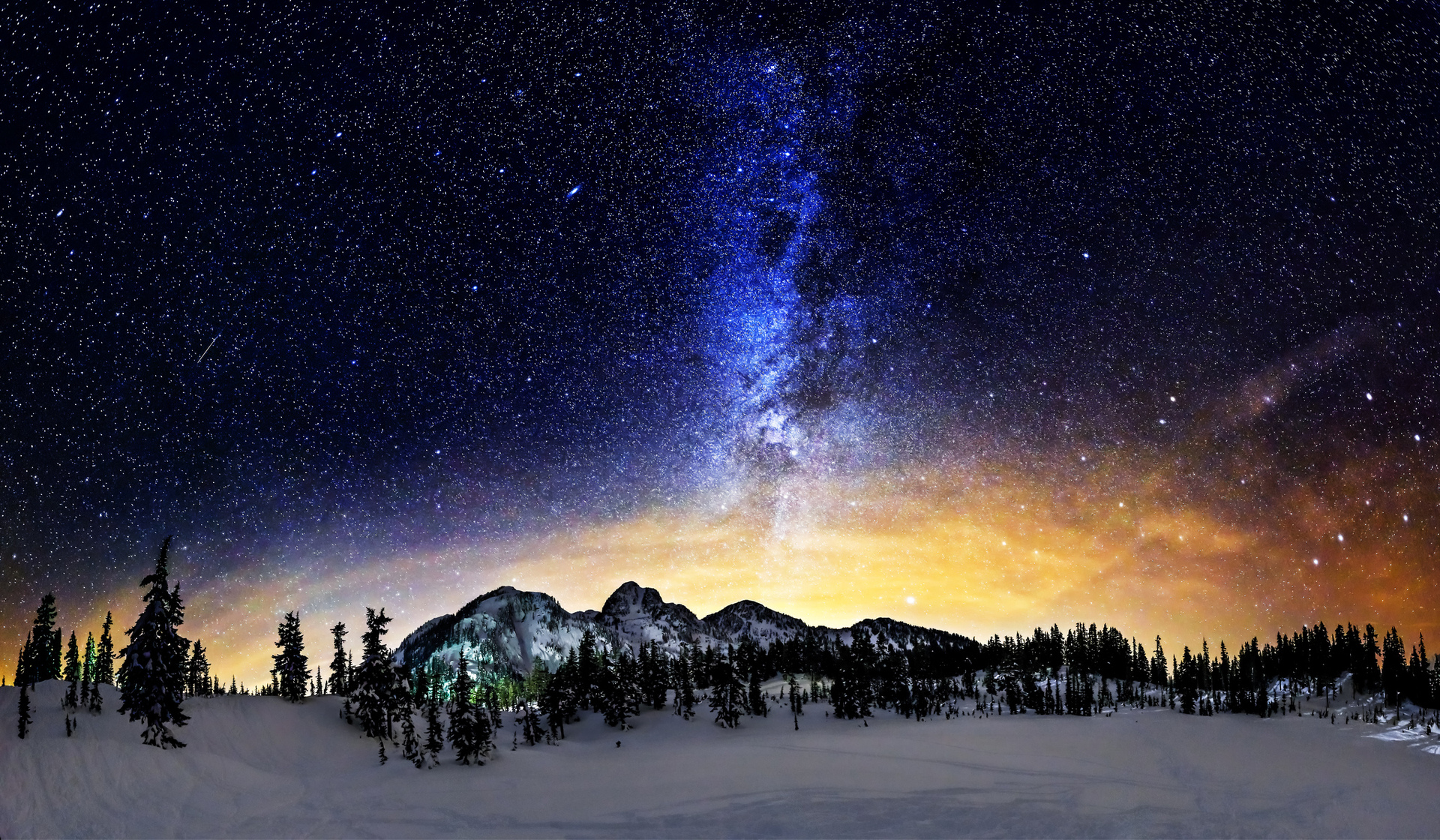 Beautiful Star Ski HD Wallpaper
