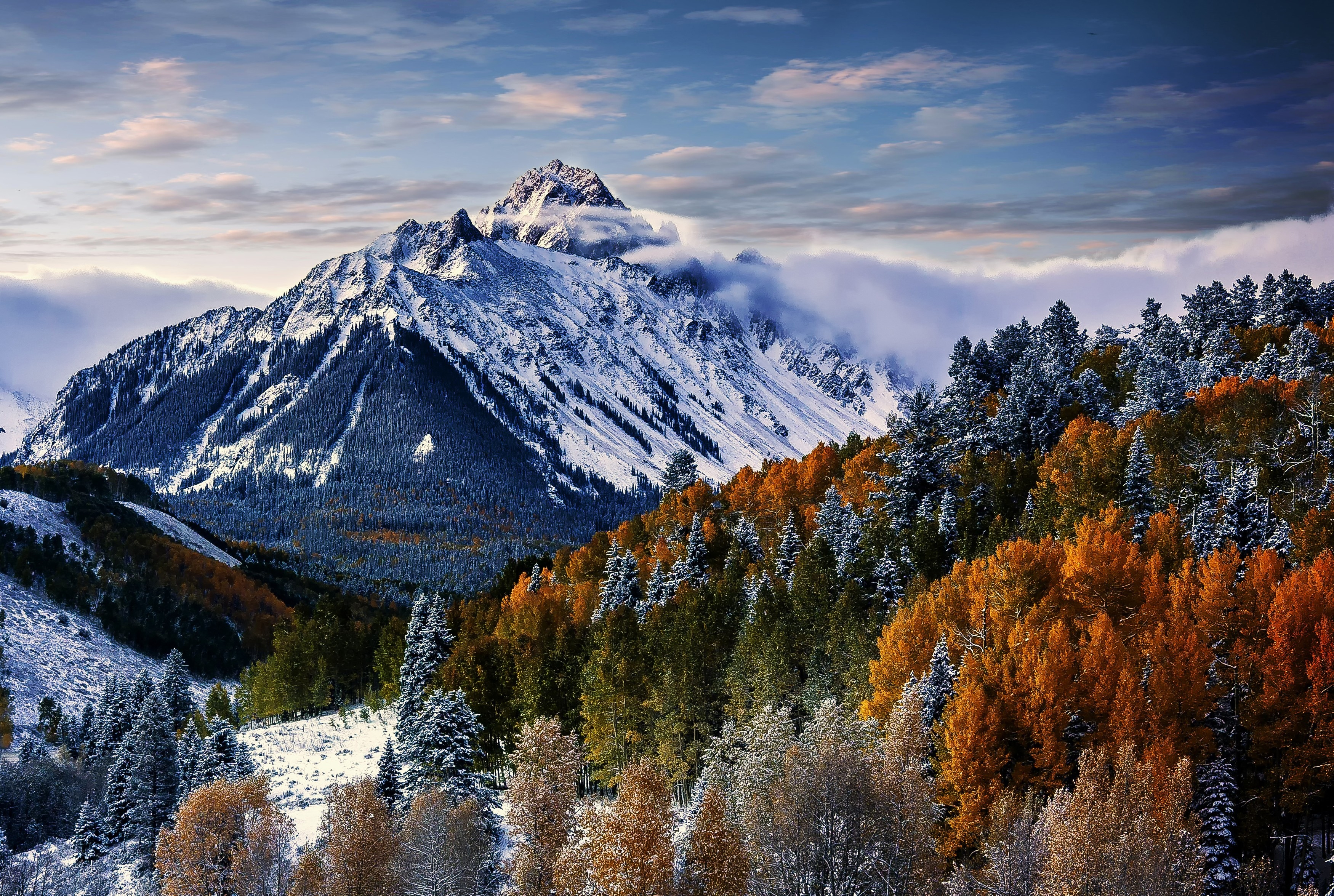 Snow mountain view hd wallpaper - Hd snow mountain wallpaper ...