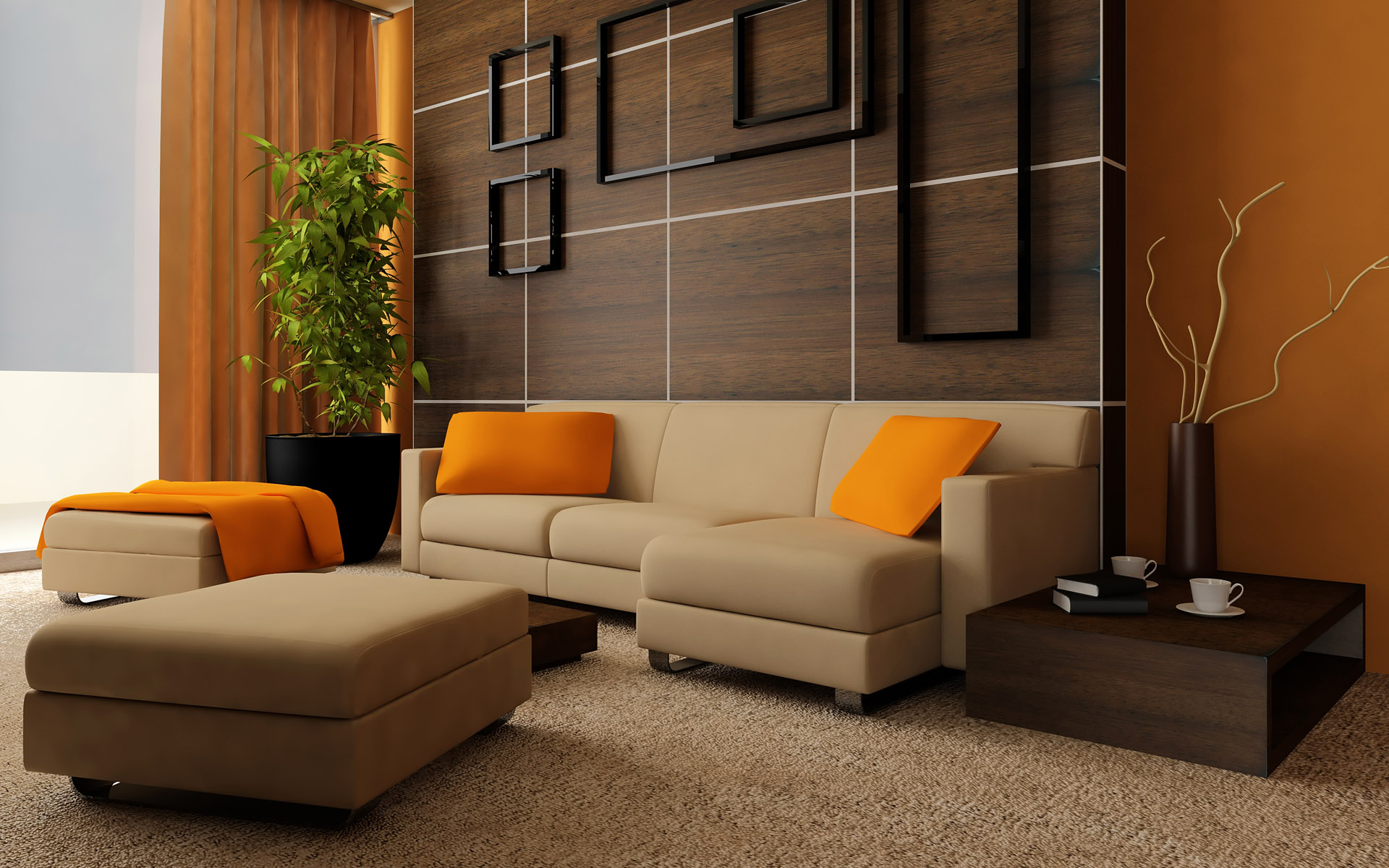 Cool Apartment Presentation 1615 wallpaper