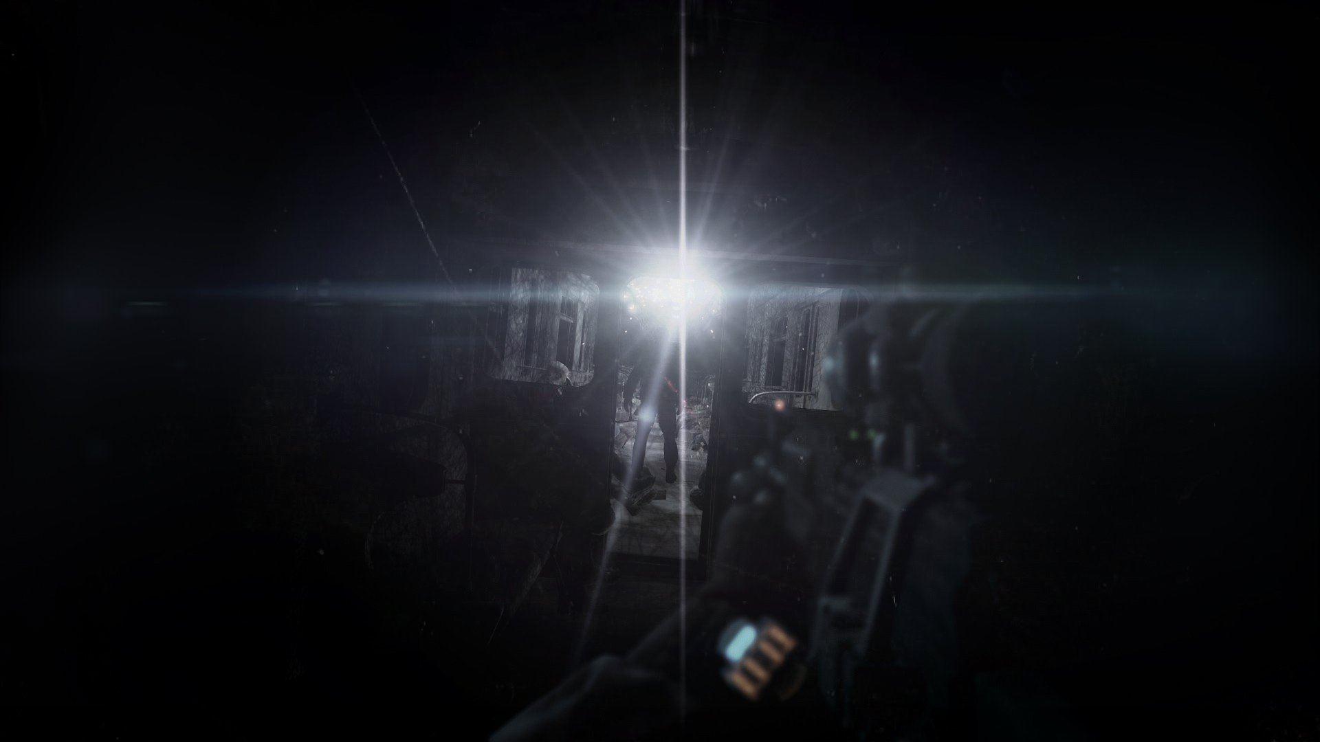 Metro Last Light Hd Wallpaper