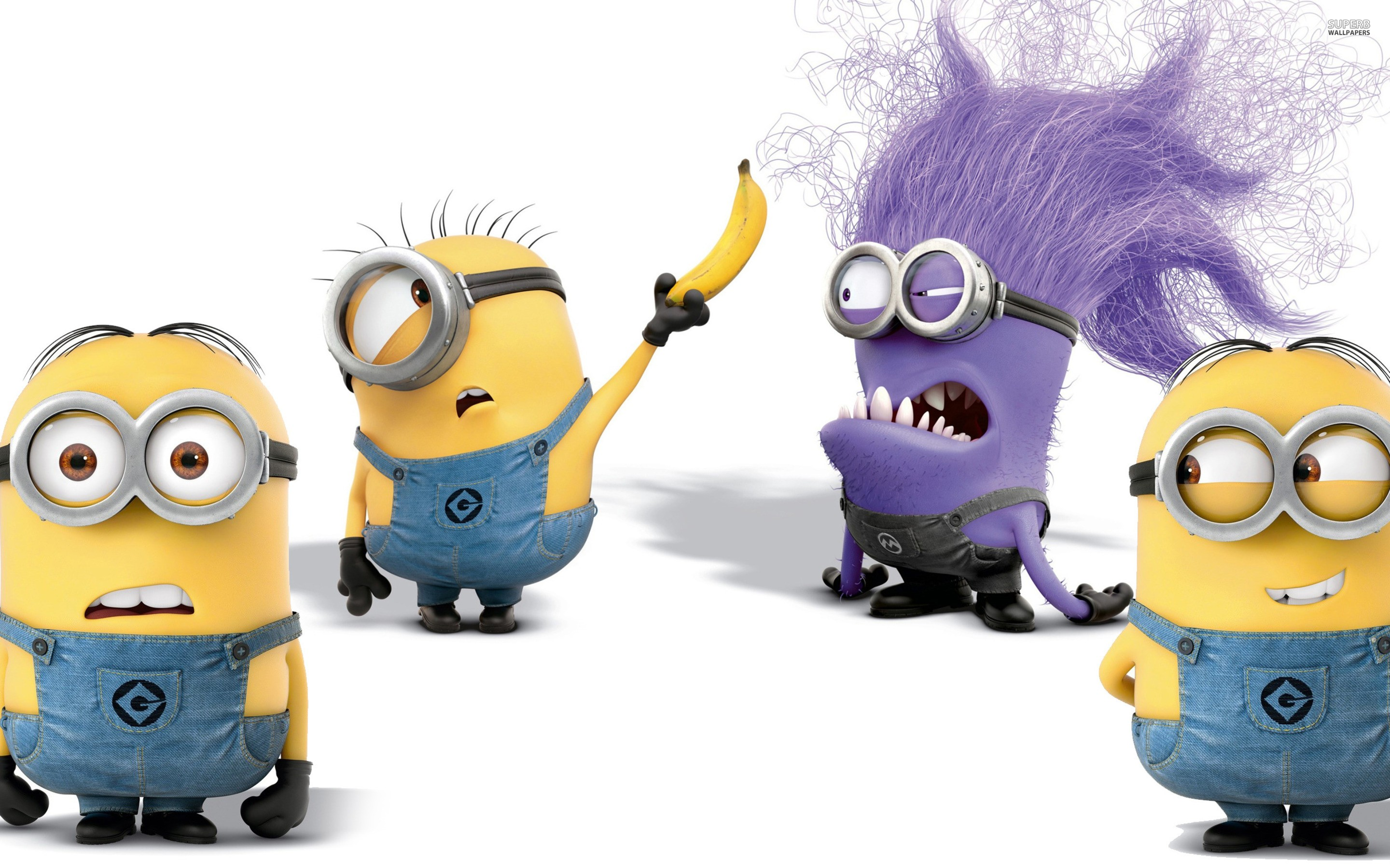 Page 6 Of Minions 4k Wallpapers For Your Desktop Or Mobile Screen