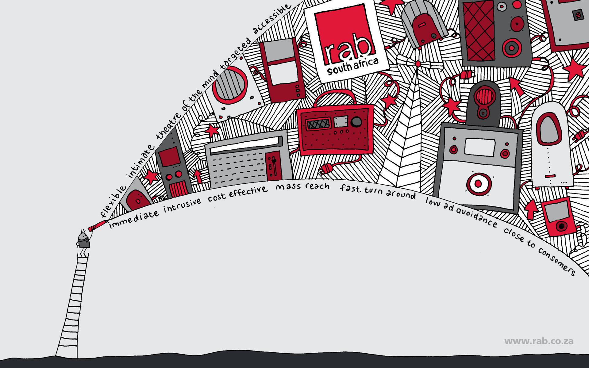 Doodle Desktop Hd Wallpaper