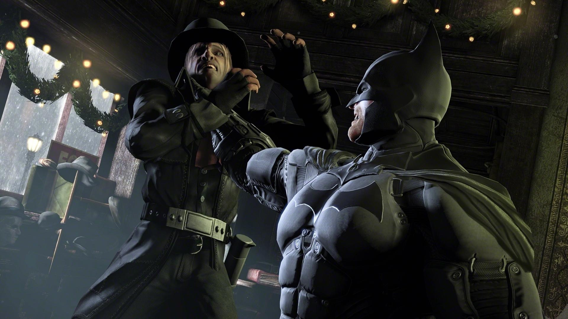 Batman Arkham Origins Wallpaper: Page 11 Of Batman Wallpapers, Photos And Desktop Backgrounds