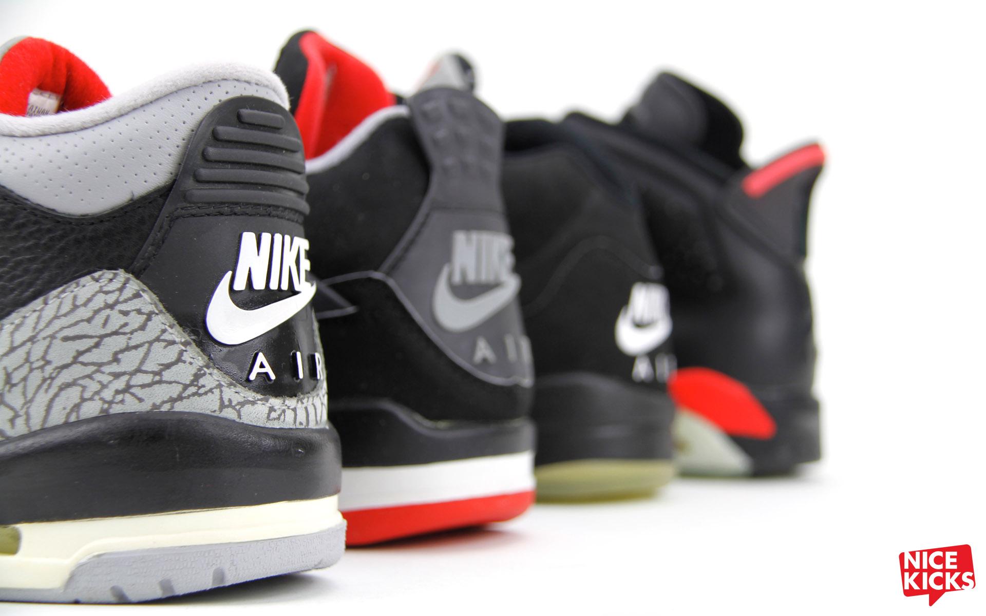 Og Nike Air Jordans Hd Wallpaper