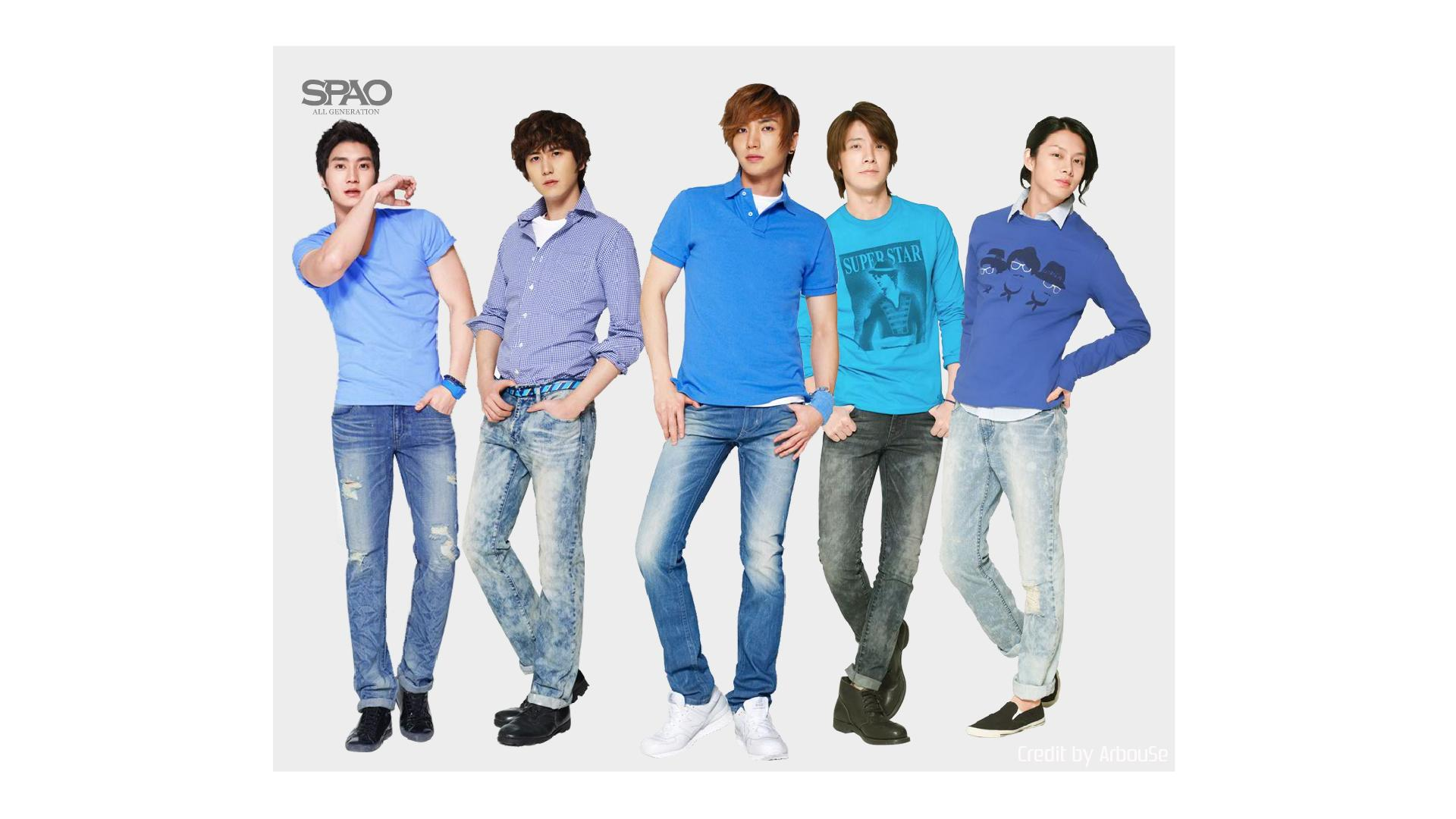 Running Man Super Junior HD Wallpaper