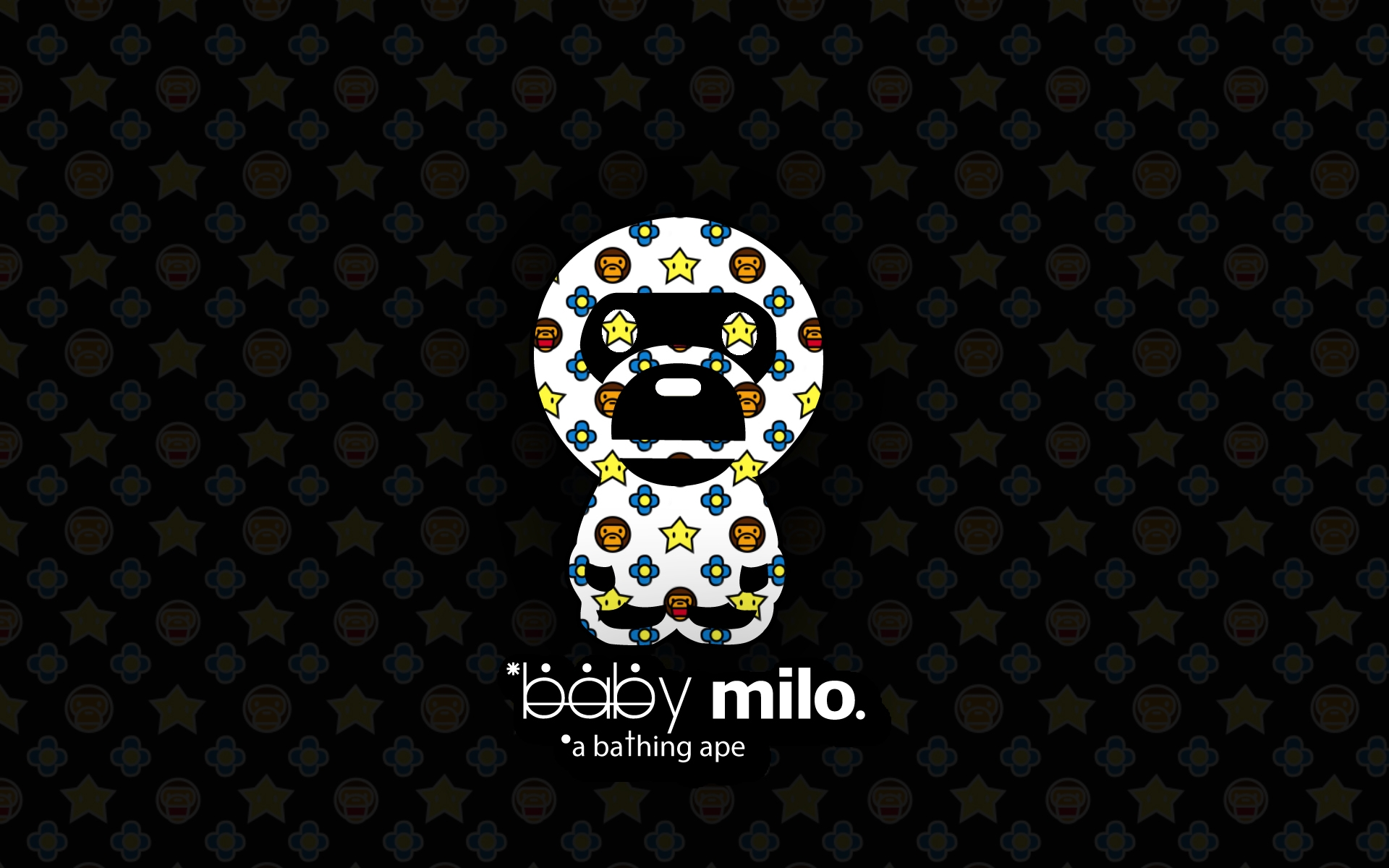 Baby Milo Logo Hd Wallpaper