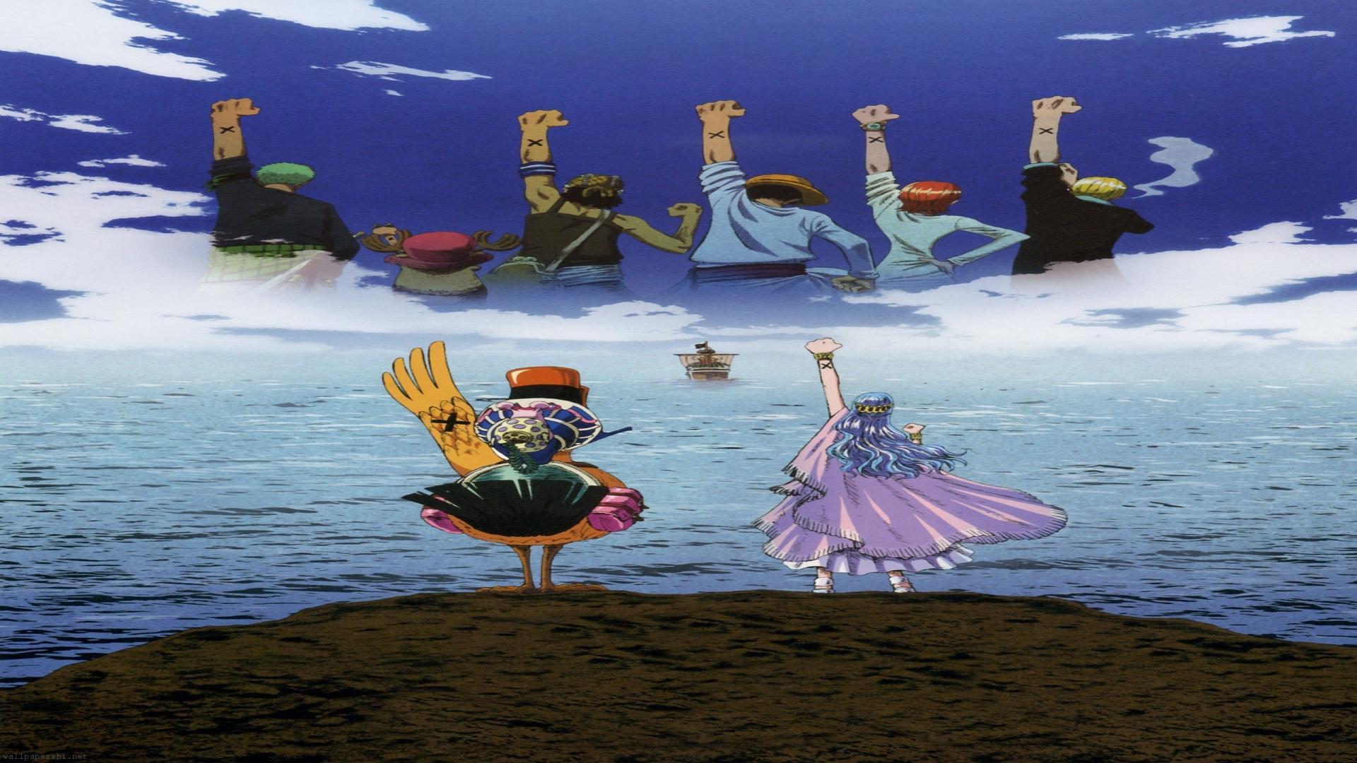 One Piece Nakama HD wallpaper