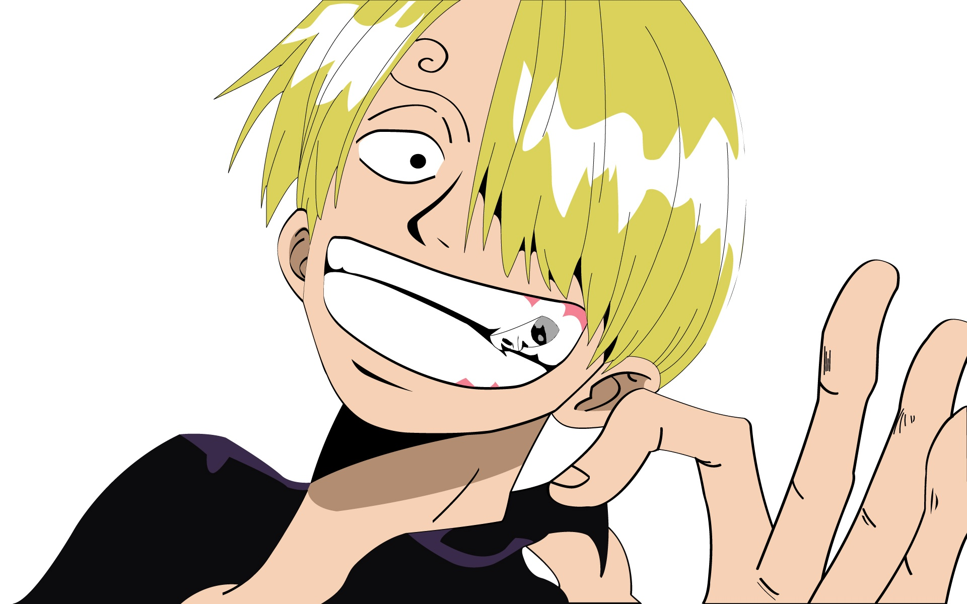 One Piece Sanji Hd Wallpaper