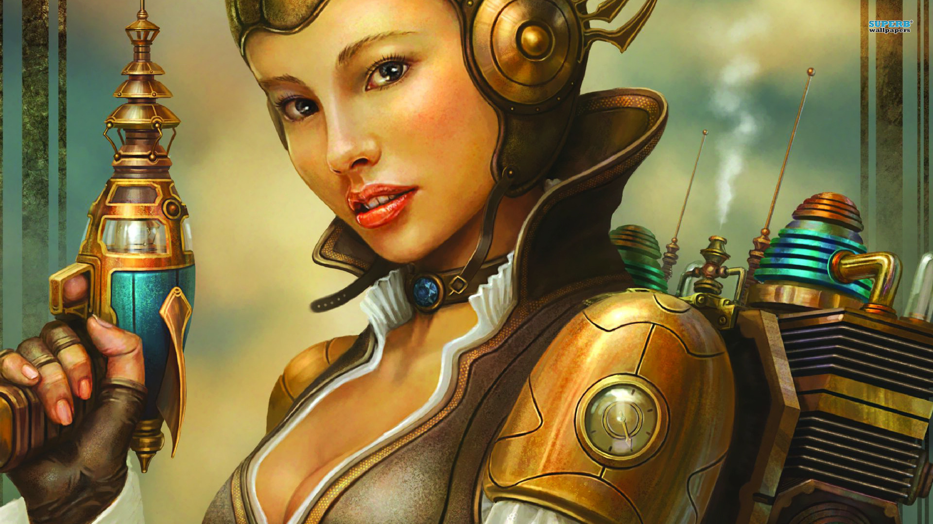 Steampunk Wallpapers Photos And Desktop Backgrounds Up To 8K
