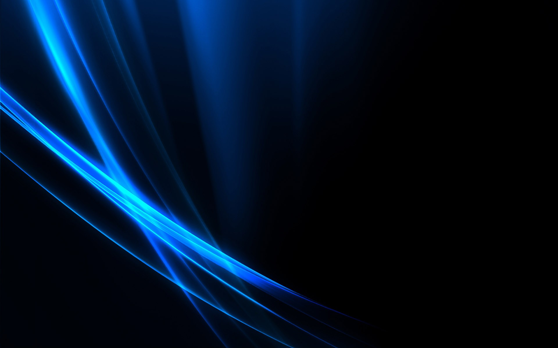 Glowing Blue Scratches wallpaper