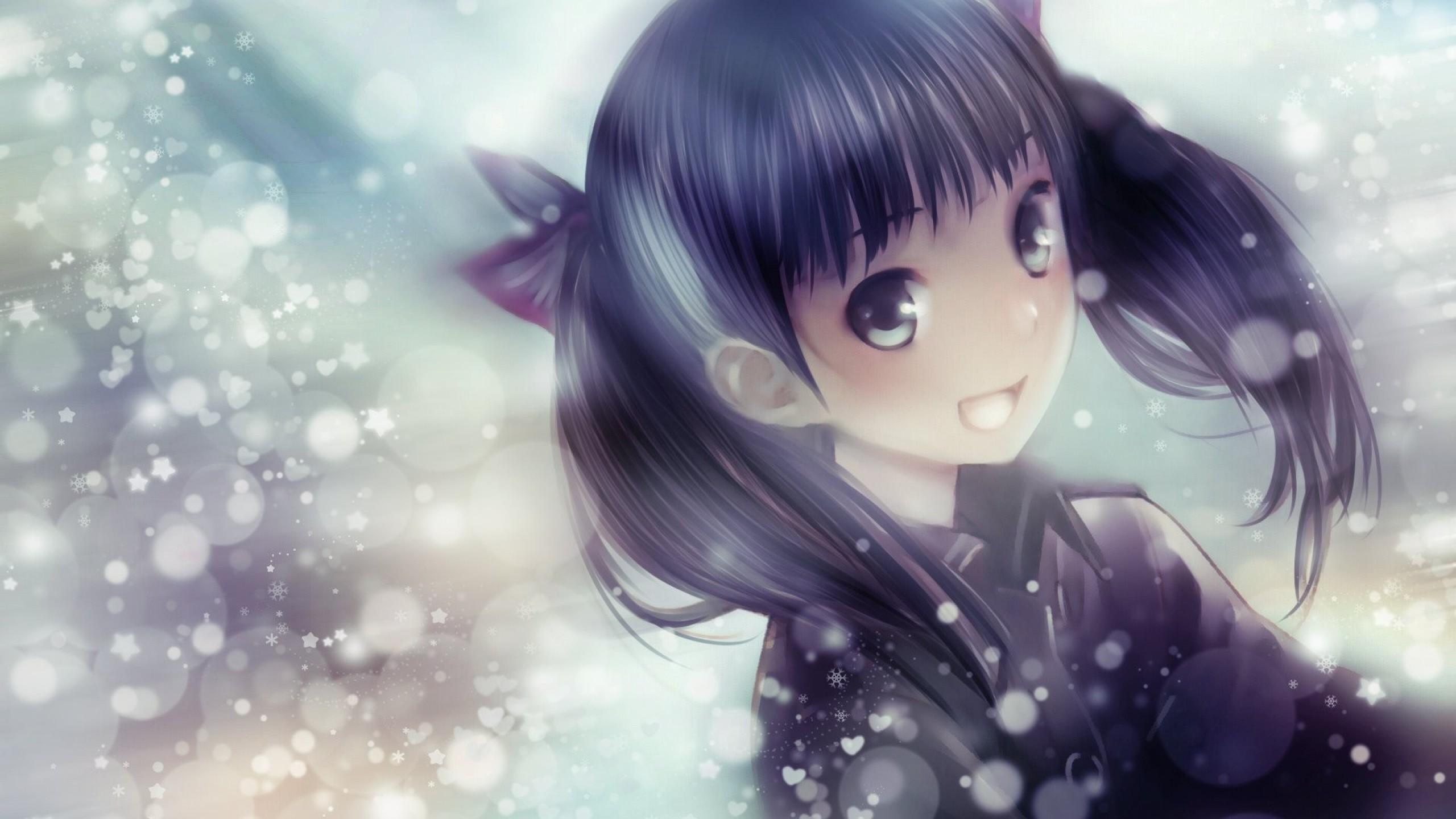 Anime cute girl hd wallpaper - Cute anime girl wallpaper ...