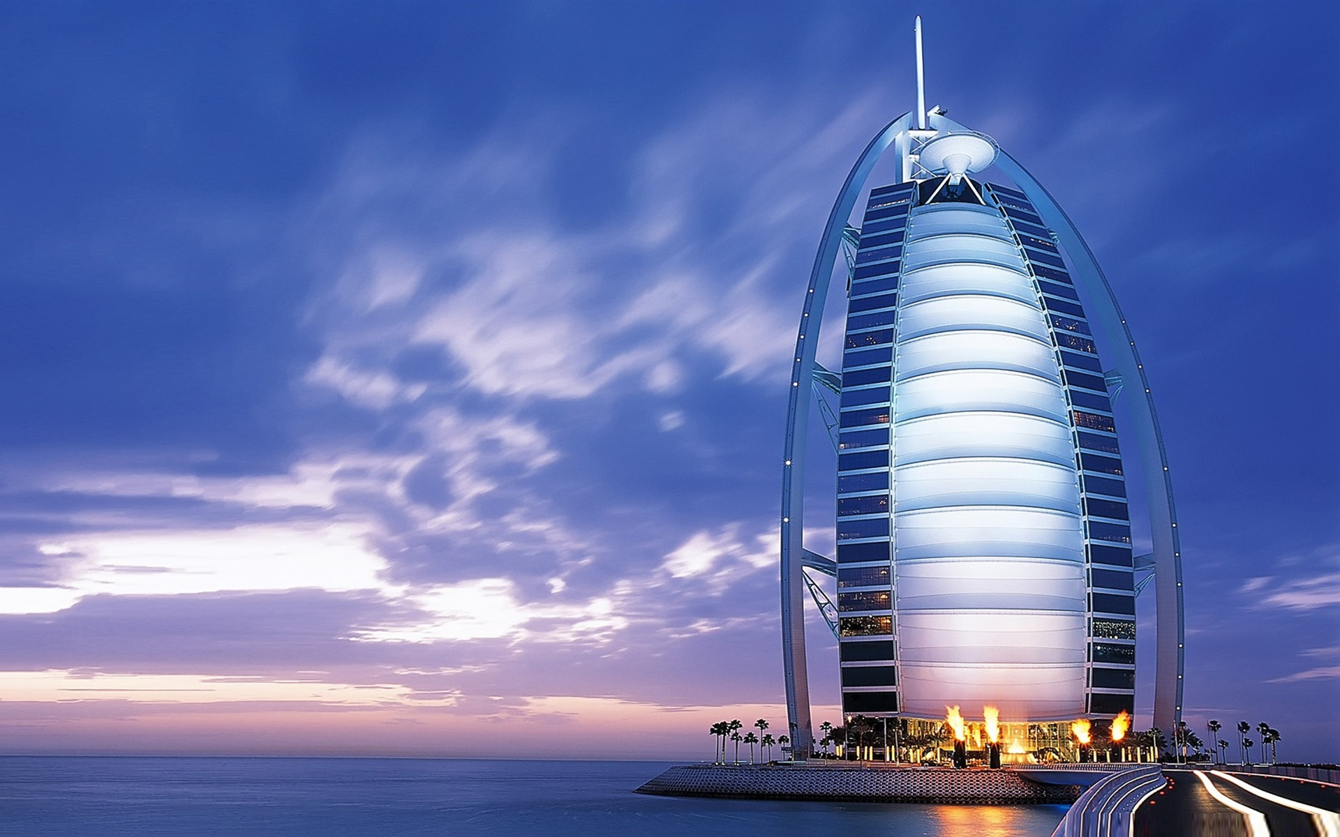 Burj Al Arab Dubai City Landscape Photography Desktop Hd