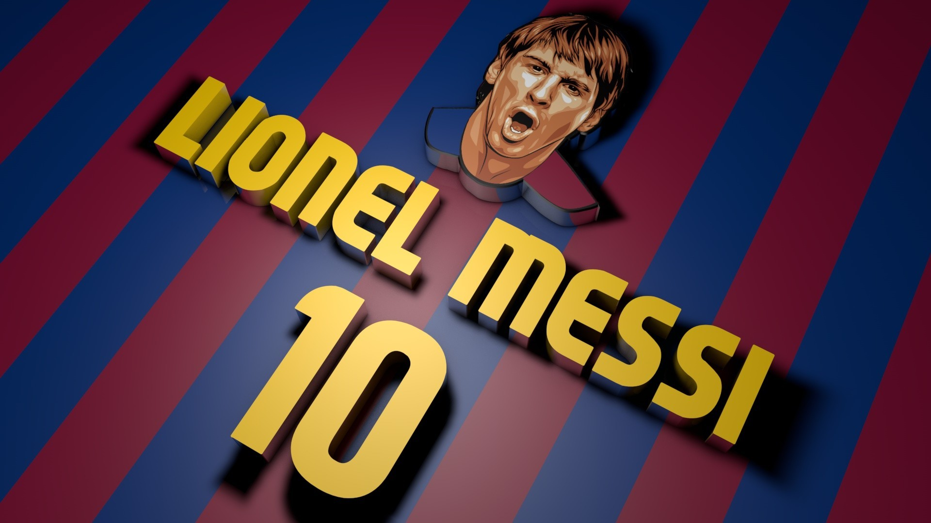 Soccer Lionel Messi Fc Barcelona Hd Wallpaper