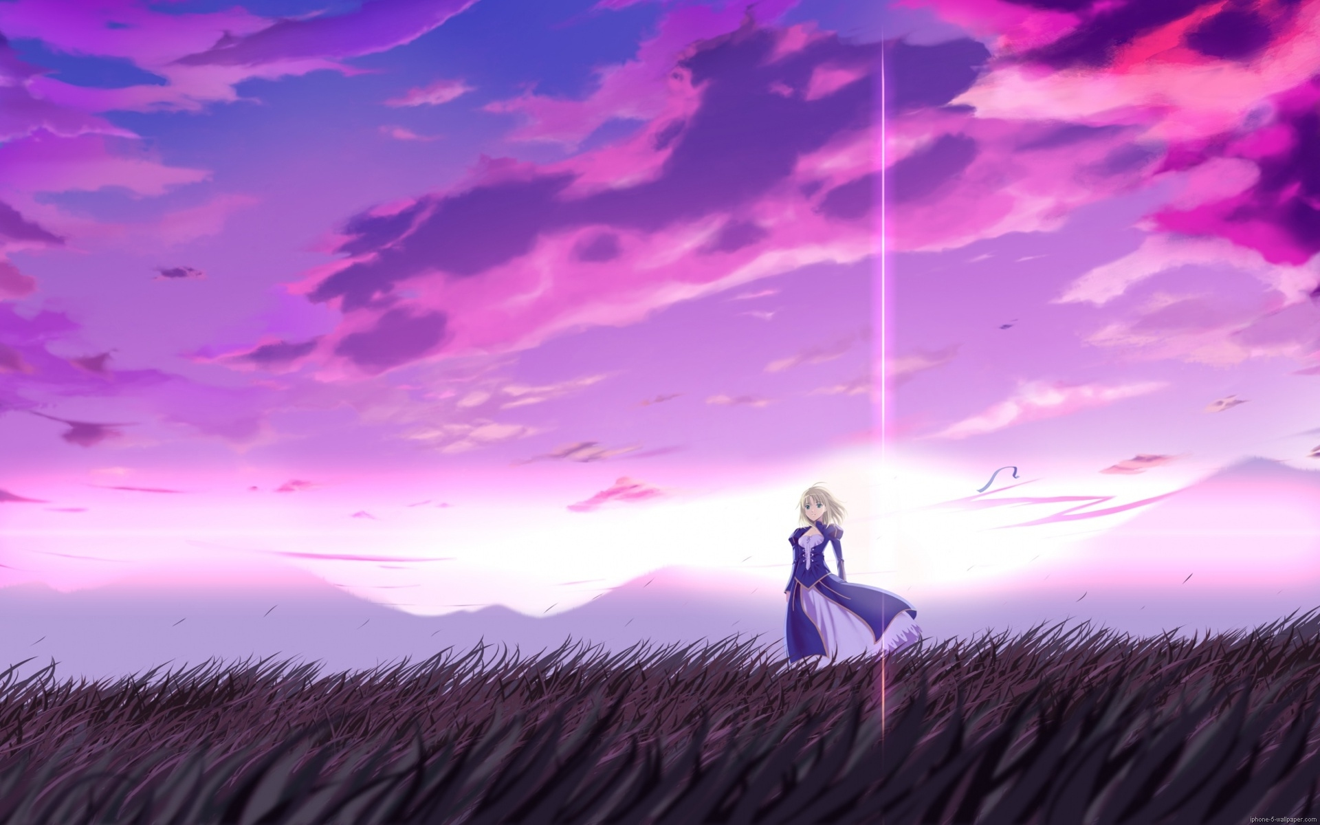 Fate Stay Night Hd Hd Wallpaper