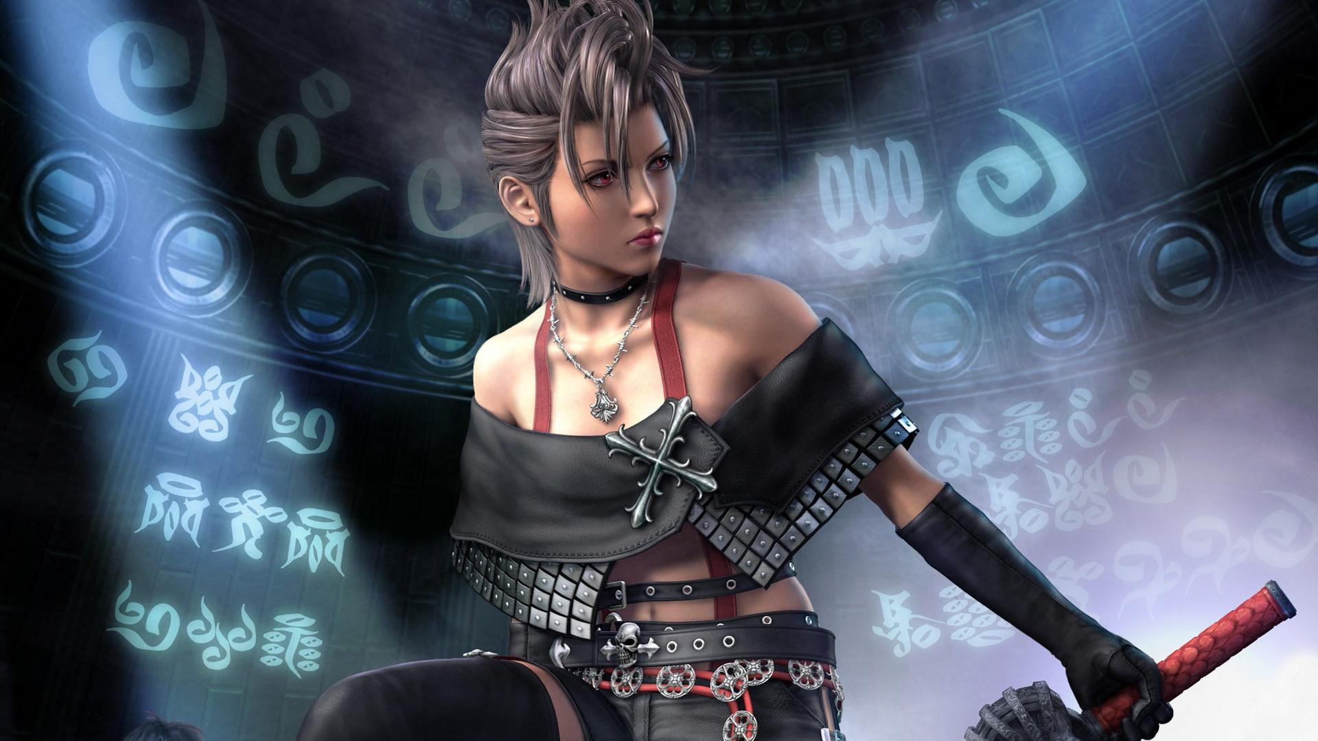 Final Fantasy X 2 Paine Hd Wallpaper