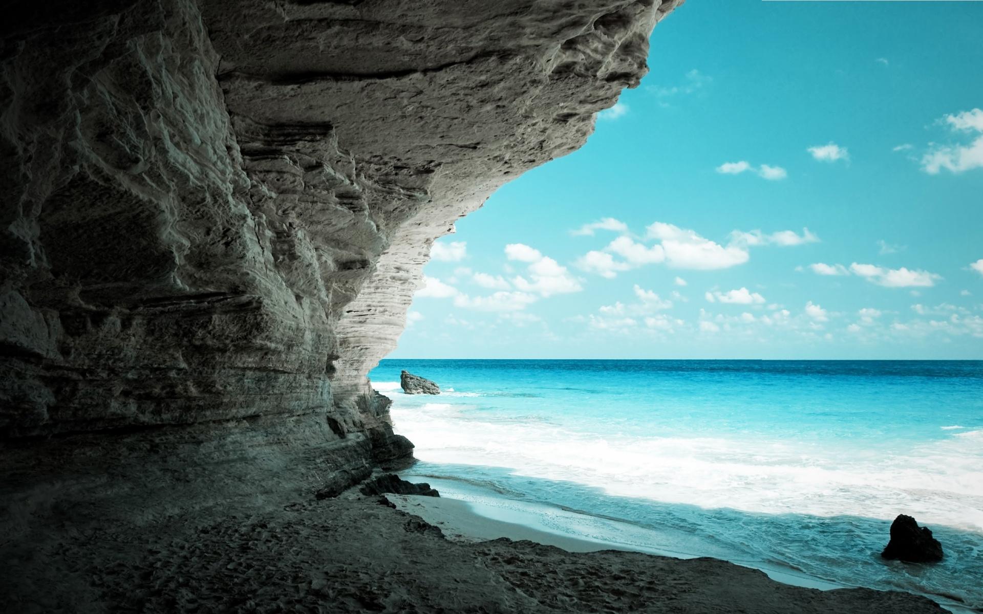 Beautiful Beach Desktop Hd Wallpaper