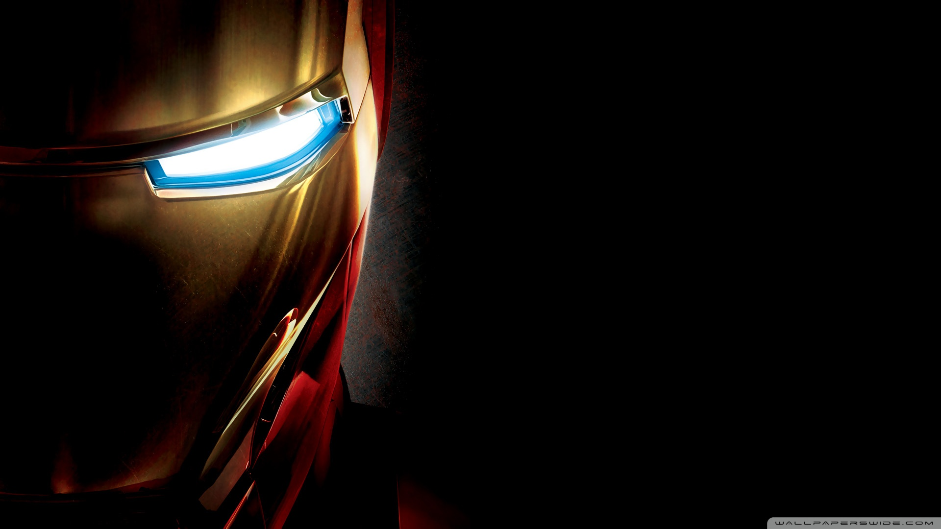 Iron Man Eye wallpaper