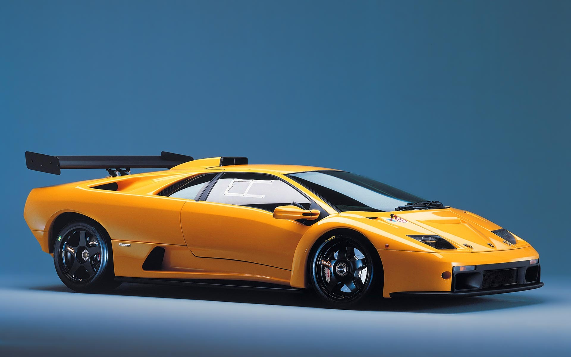 Lamborghini Diablo Gtr Hd Wallpaper