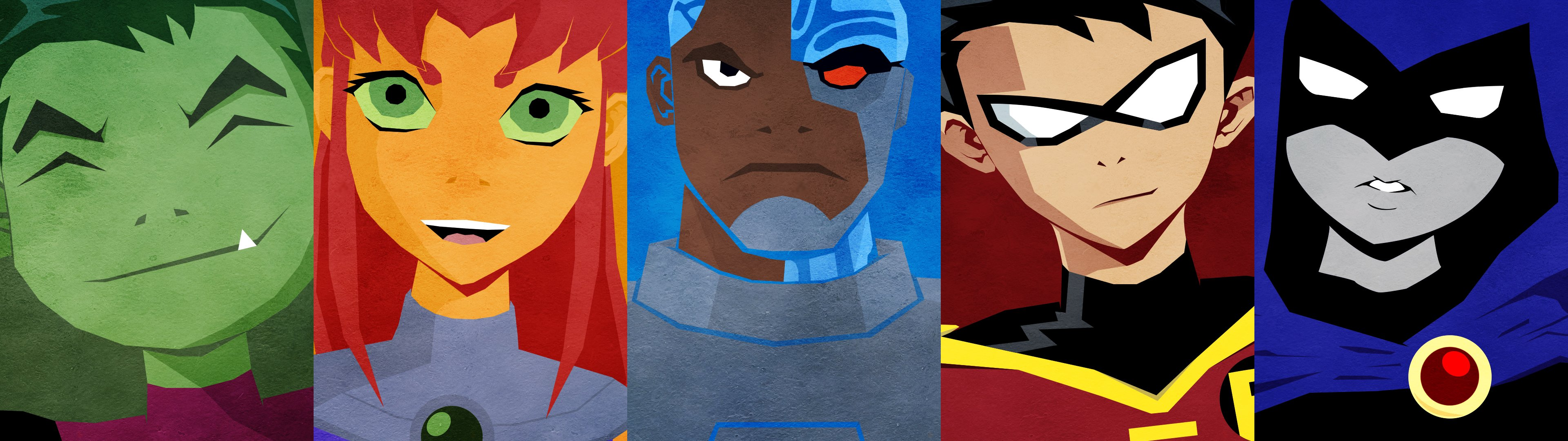 Teen Titans Screensaver - Thousands of Free Screensavers