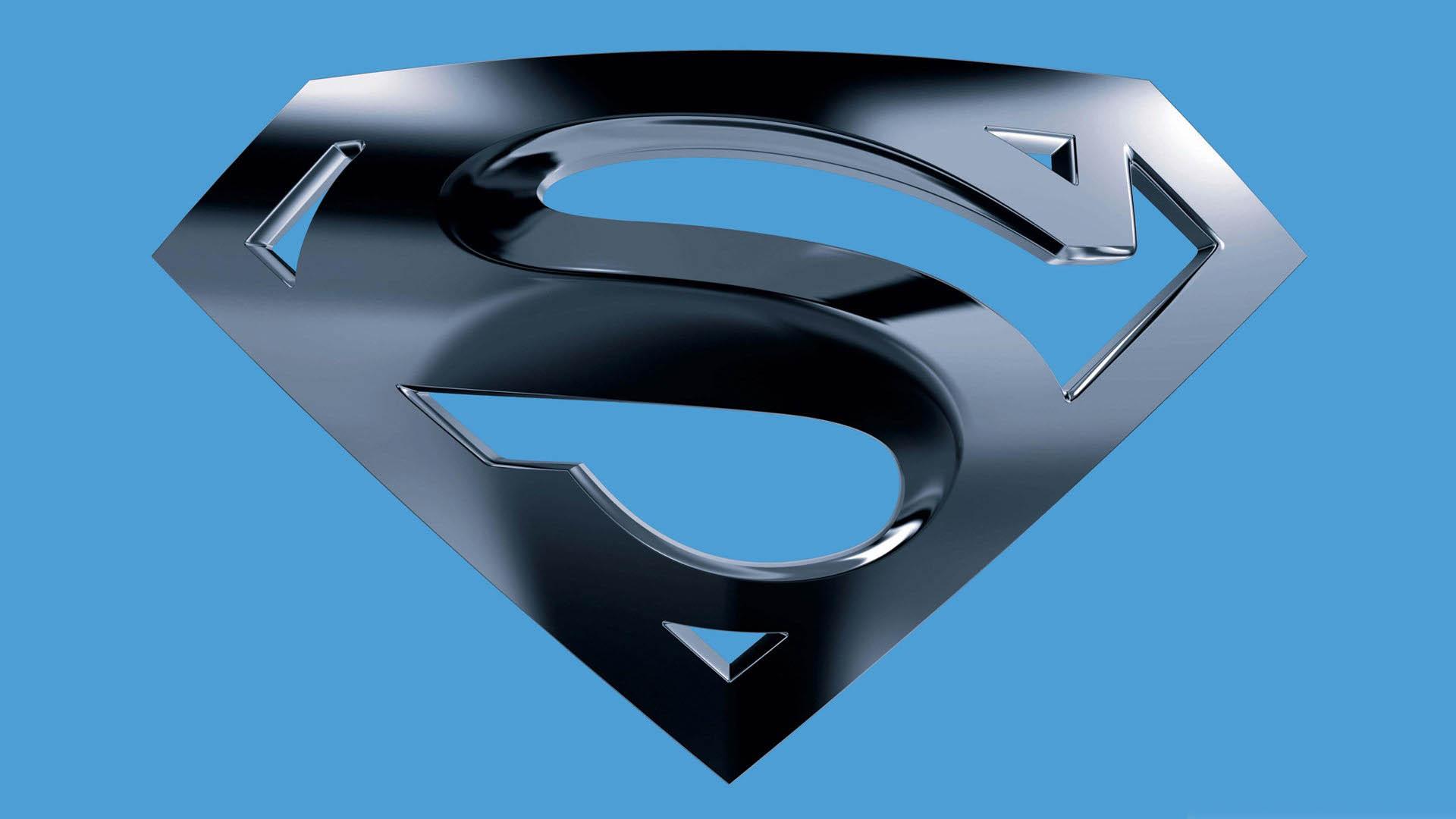 Superman Returns Logo Hd Wallpaper