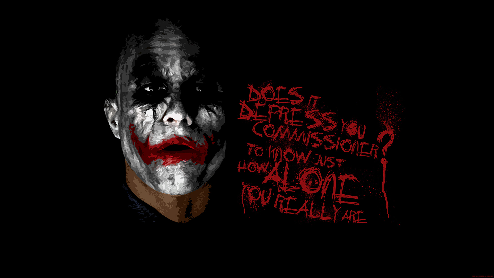 joker hd hd wallpaper