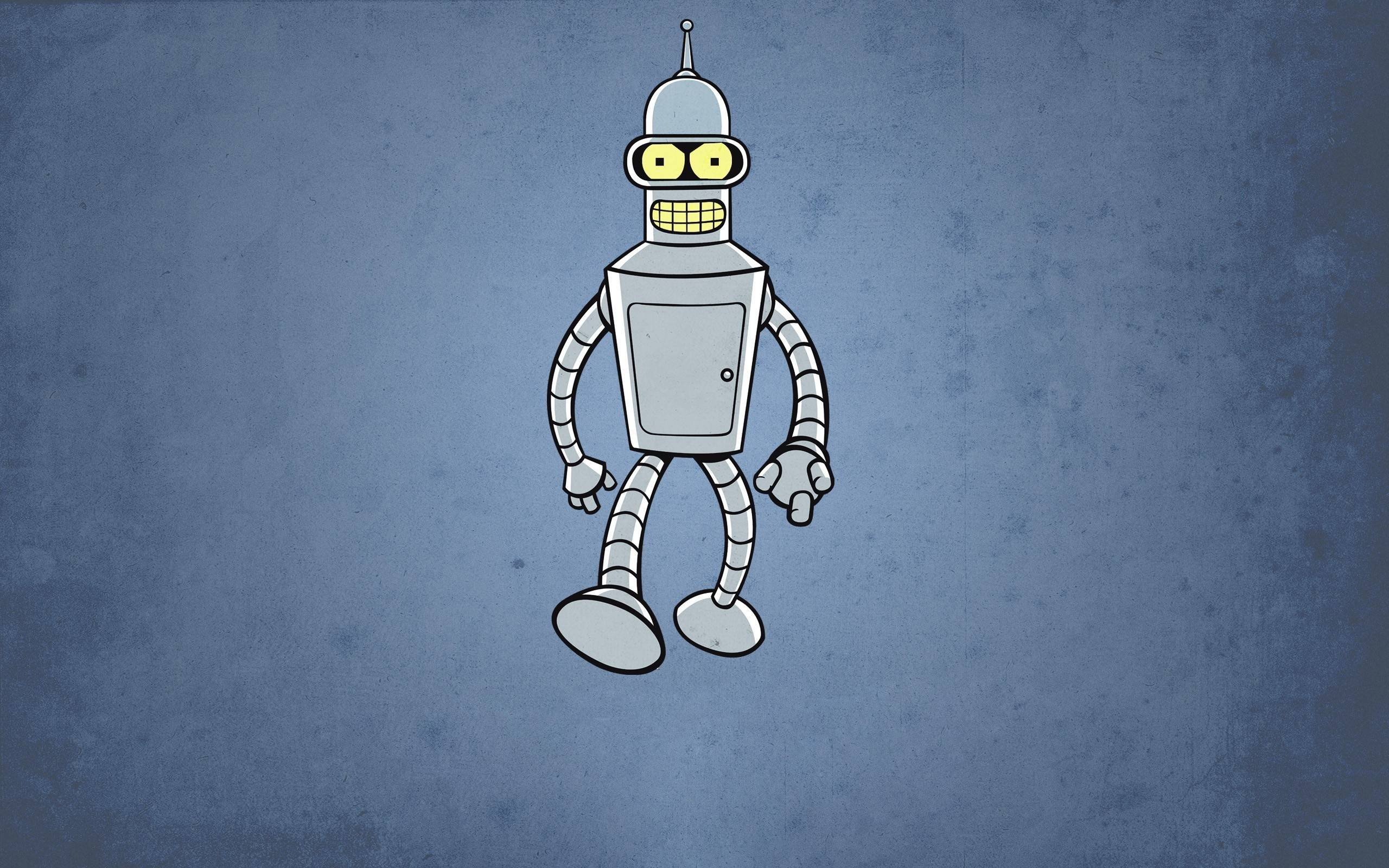 Bender HD wallpaper