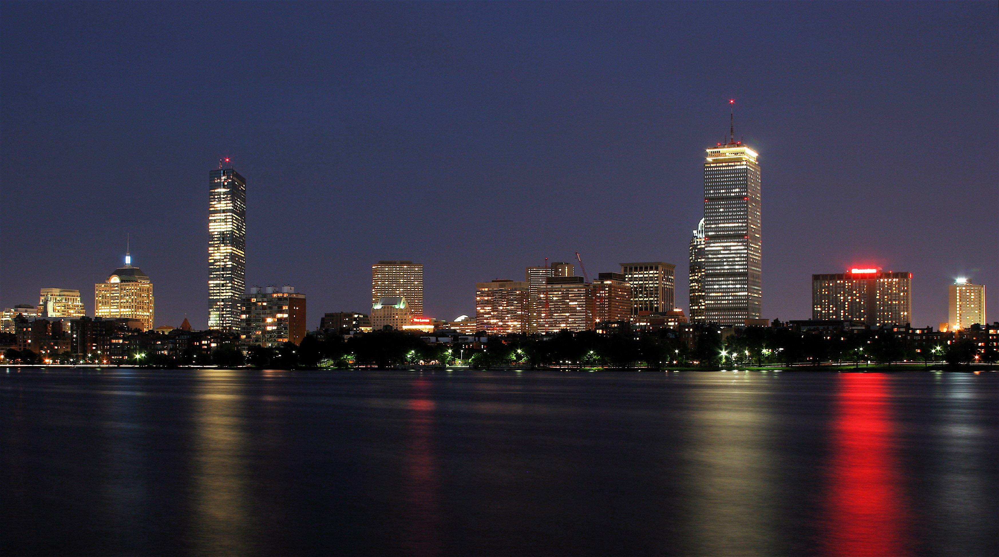 Boston MA HD wallpaper