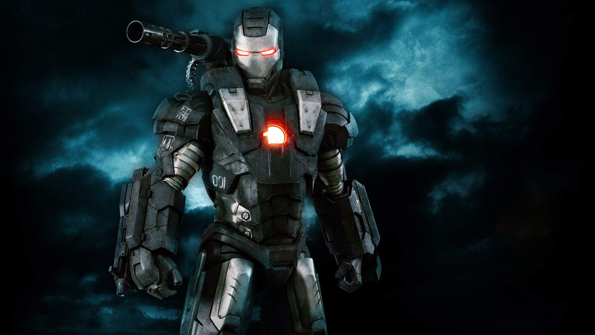 Iron Man 238 HD Wallpaper