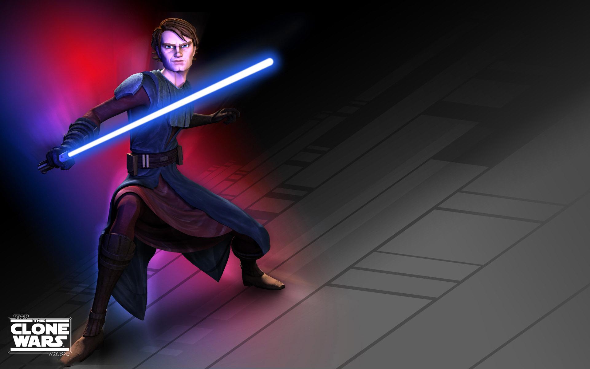 Anakin Skywalker Star Wars The Clone Wars Hd Wallpaper