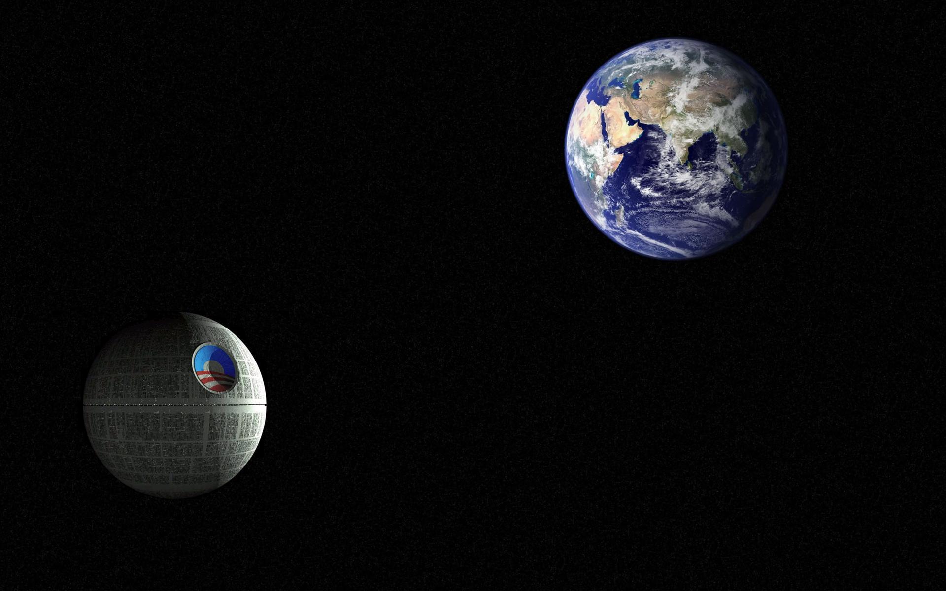 Star Wars Death Star Hd Wallpaper