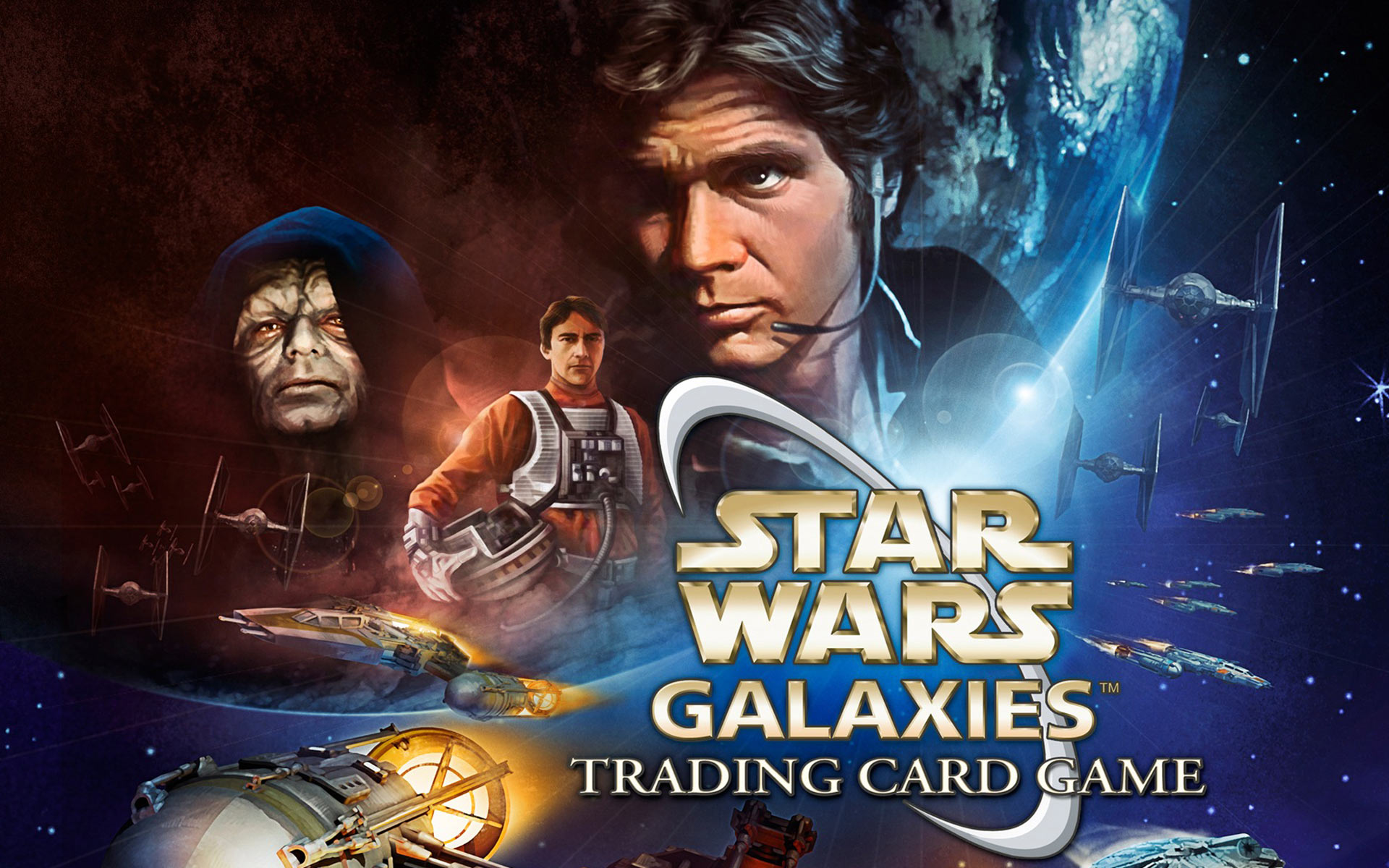 Star Wars Galaxies - An Empire Divided Download (2003 Role playing Game)