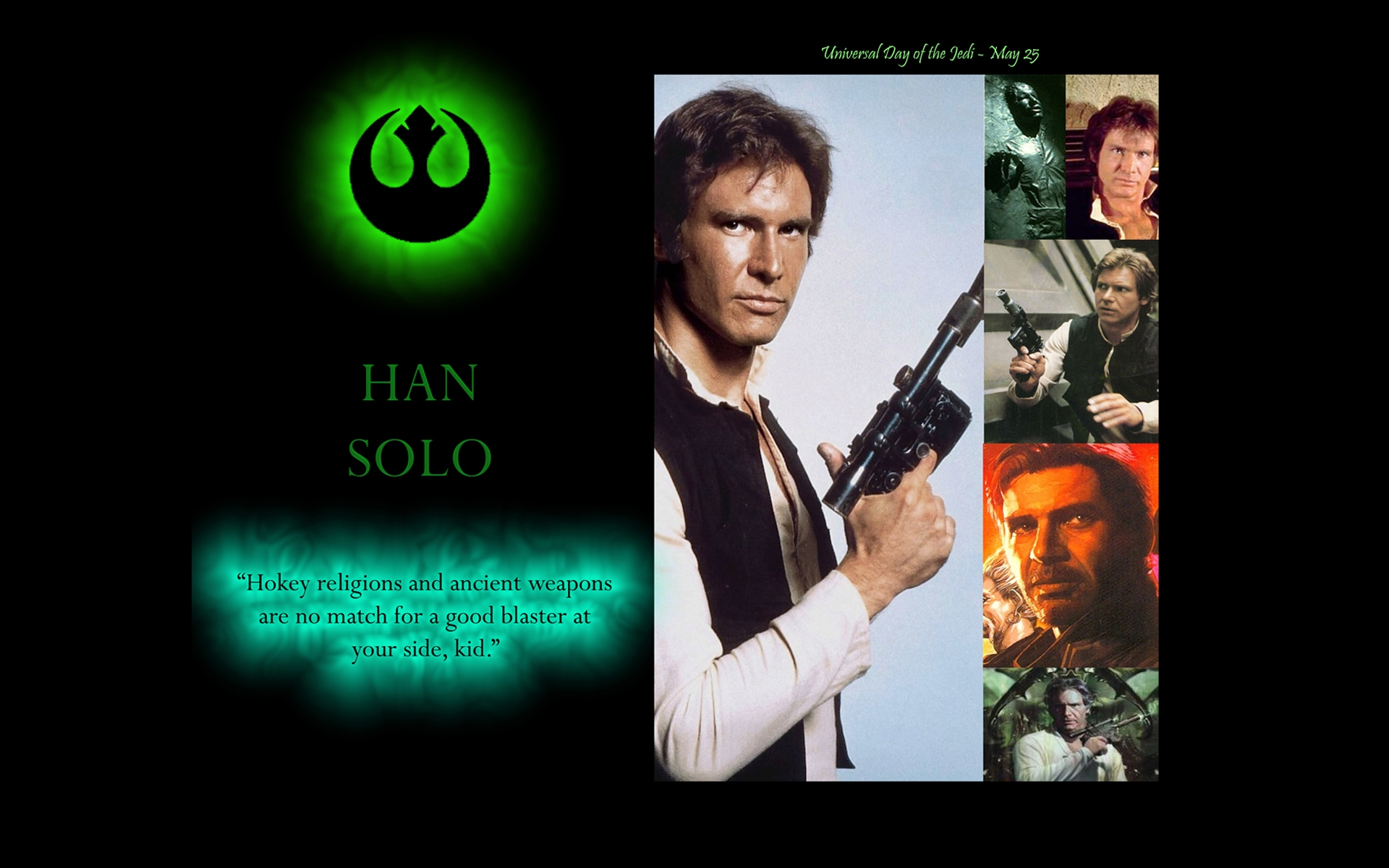 Star Wars Han Solo Hd Wallpaper