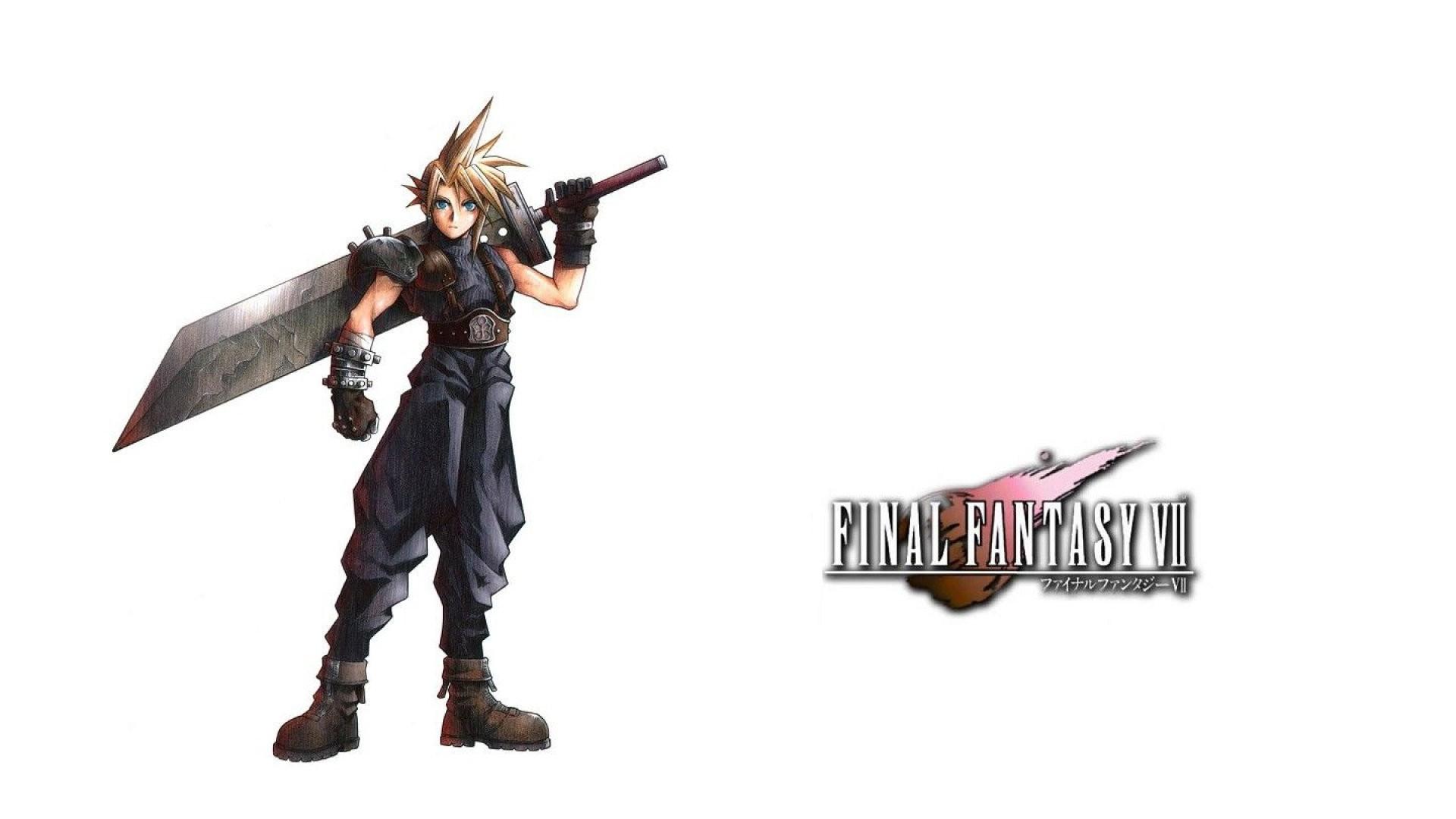 Cloud Strife Final Fantasy Vii Hd Wallpaper