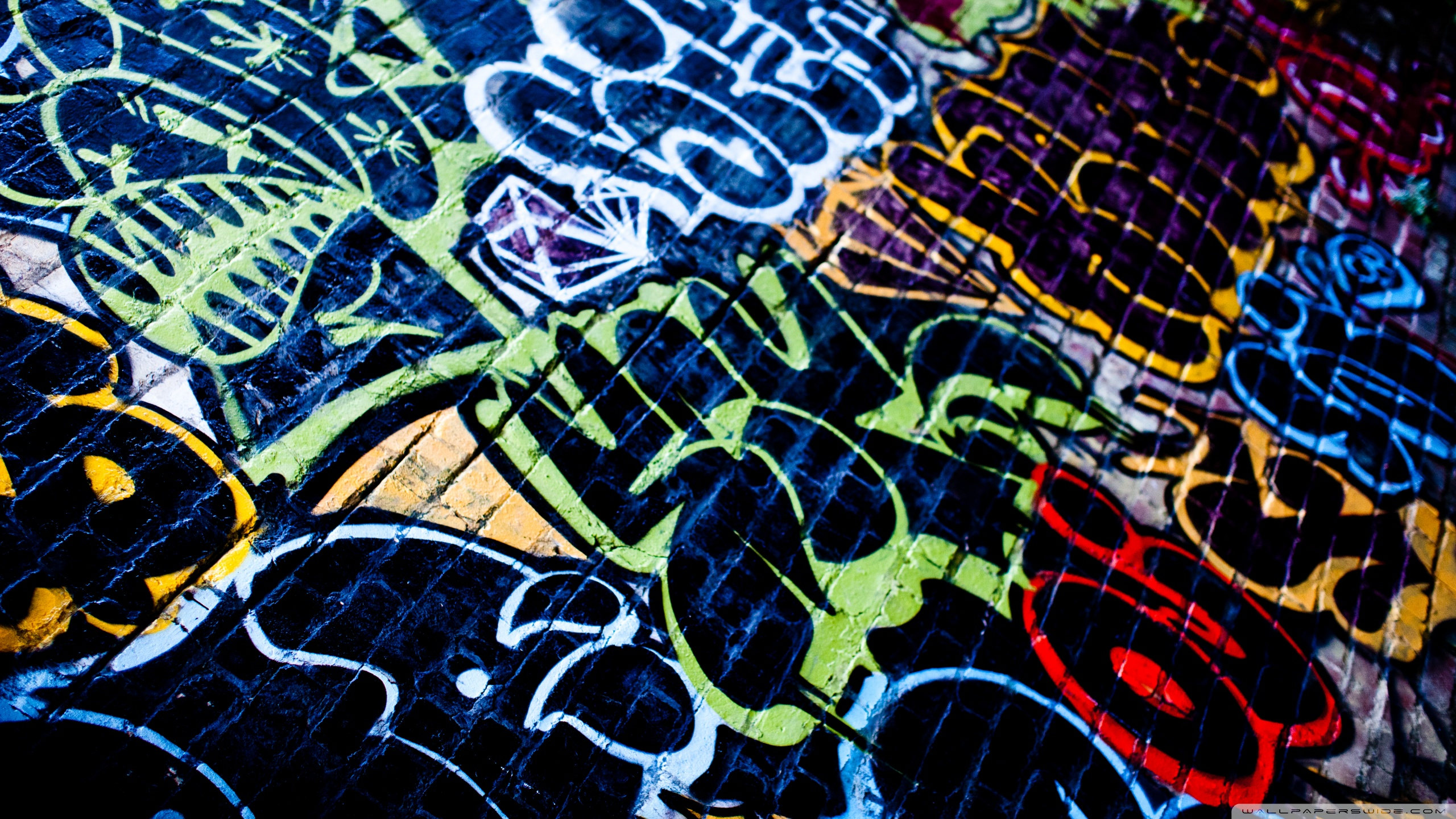 Hip Hop Graffiti HD wallpaper