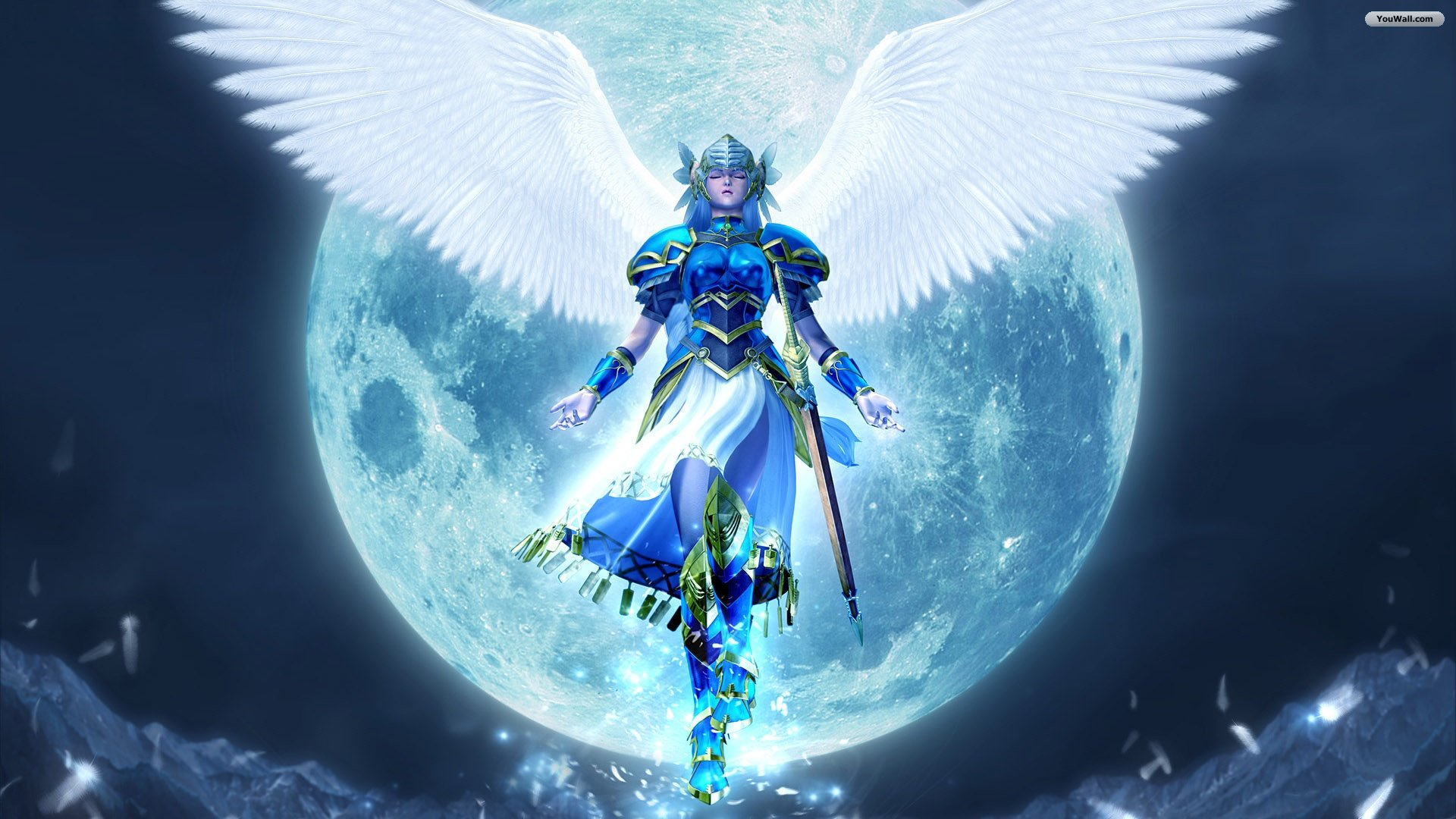 Fantasy wallpapers for desktop and mobile devices - Fantasy wallpaper anime ...