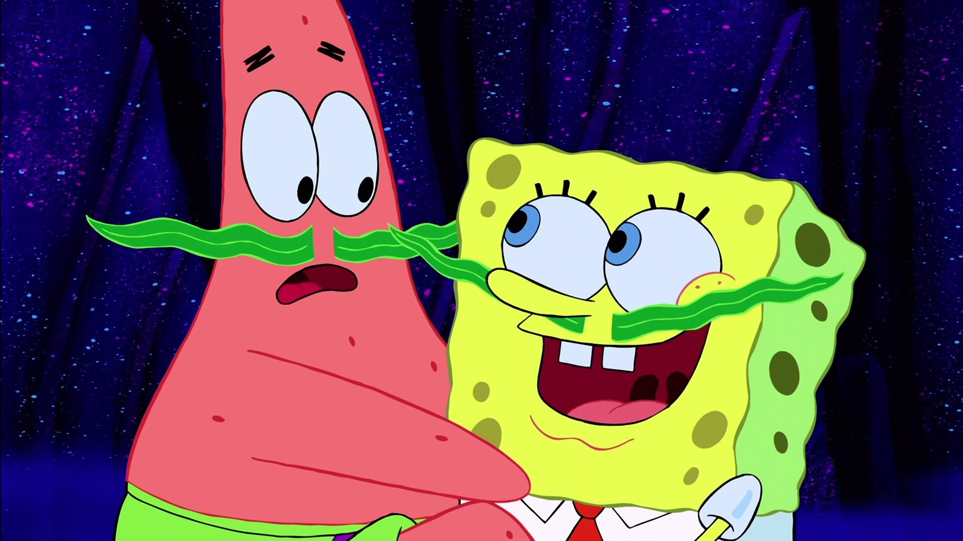 Funny Spongebob Hd Wallpaper