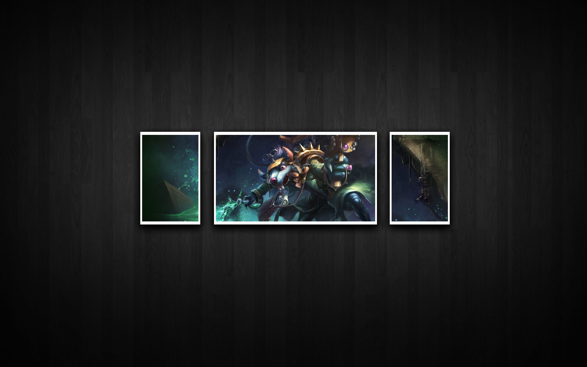 League Of Legends Twitch Hd Wallpaper