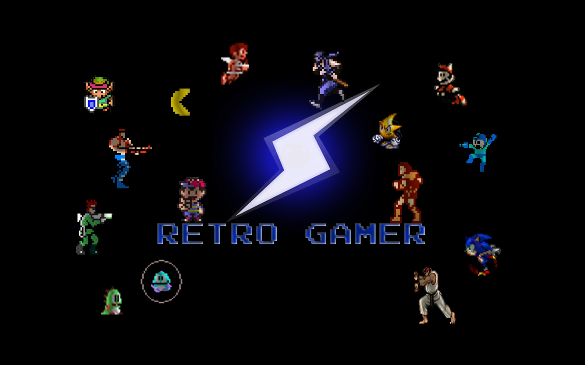 Retro Gaming Wallpaper High Resolution: Pack Wallpapers, Photos And Desktop Backgrounds Up To 8K