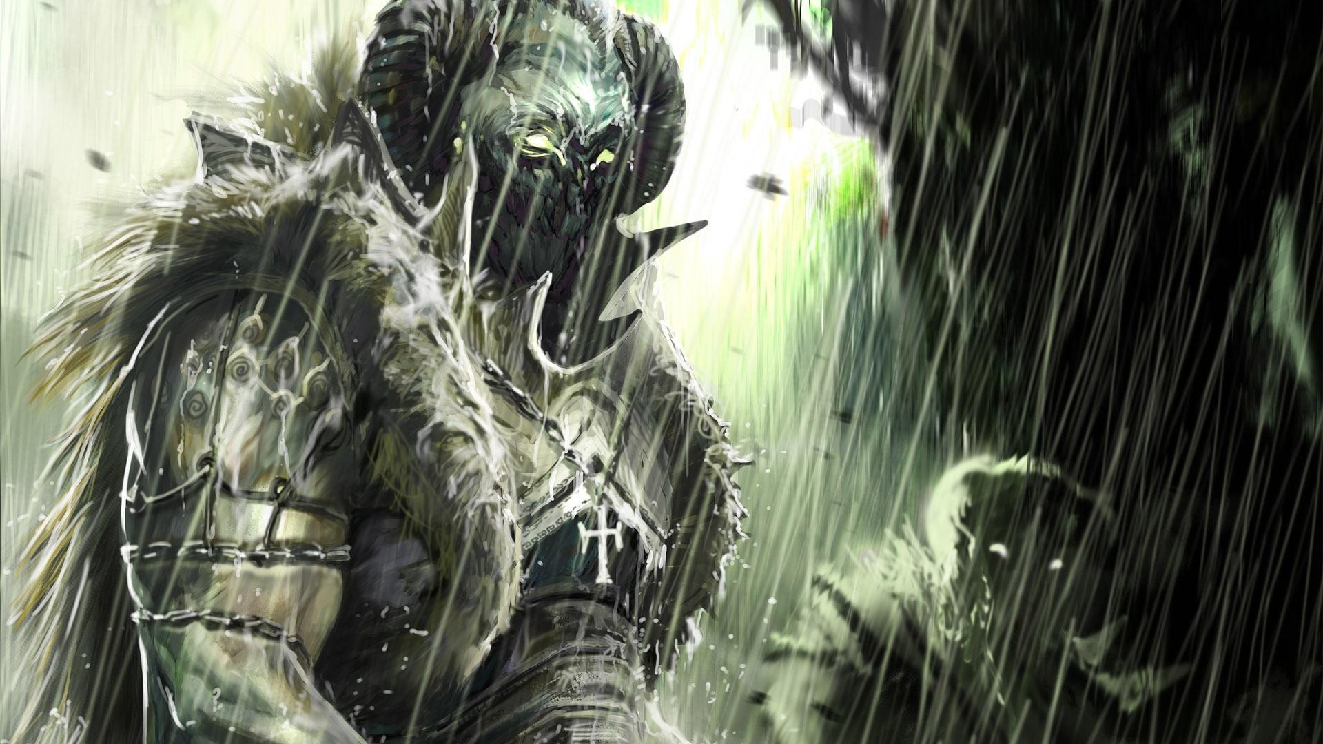 Horror 3d S Hd Hd Wallpaper