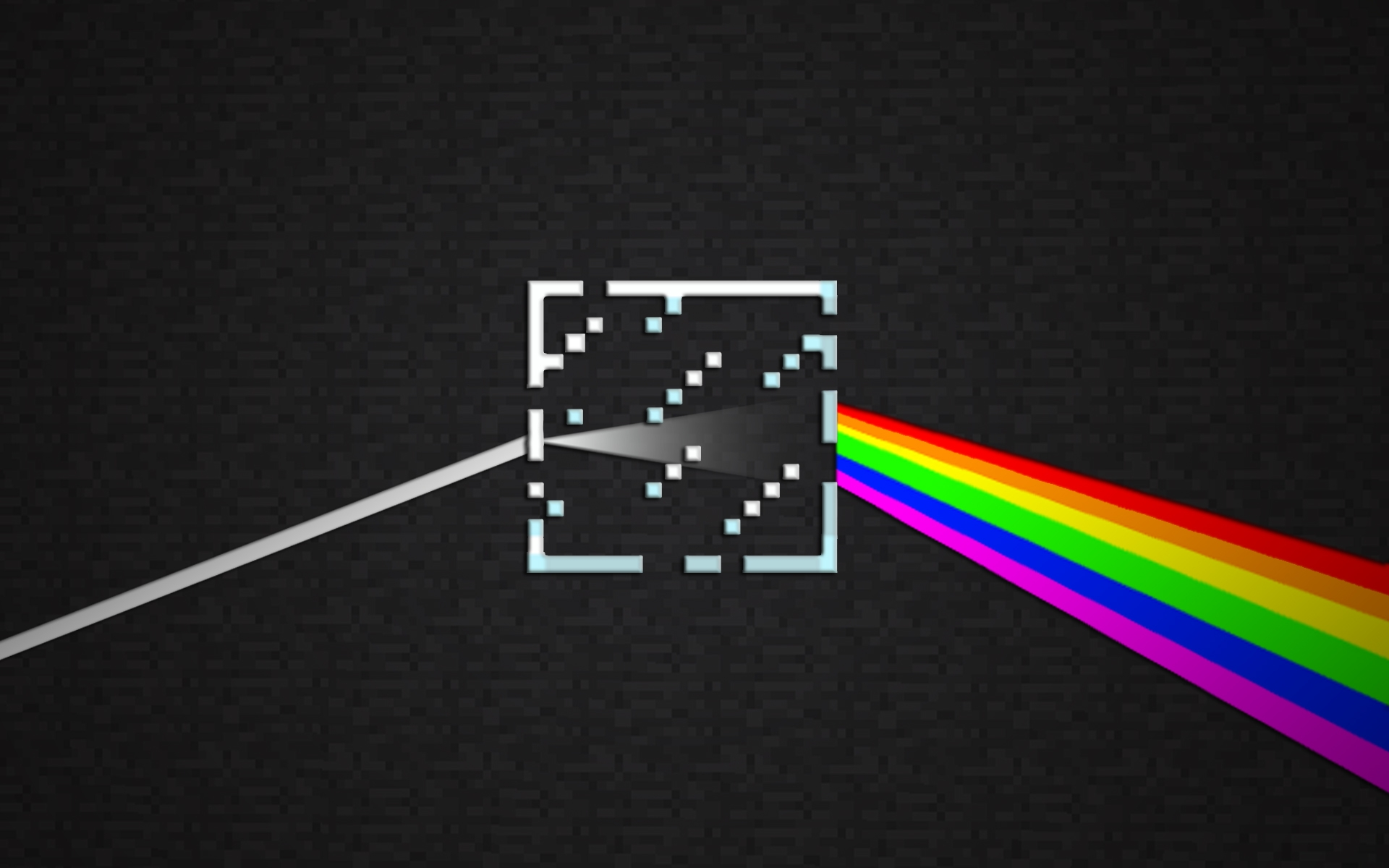 Minecraft Pink Floyd Hd Wallpaper